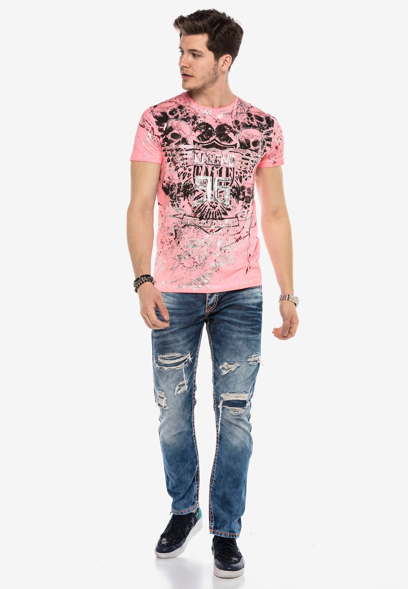 Shirt CIPO & BAXX