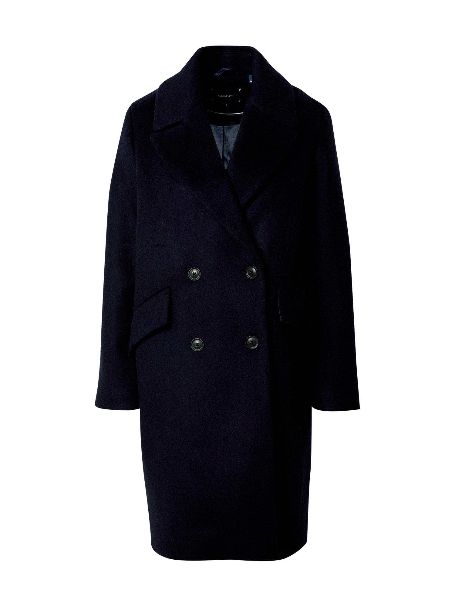 GANT Demisezoninis paltas tamsiai mėlyna