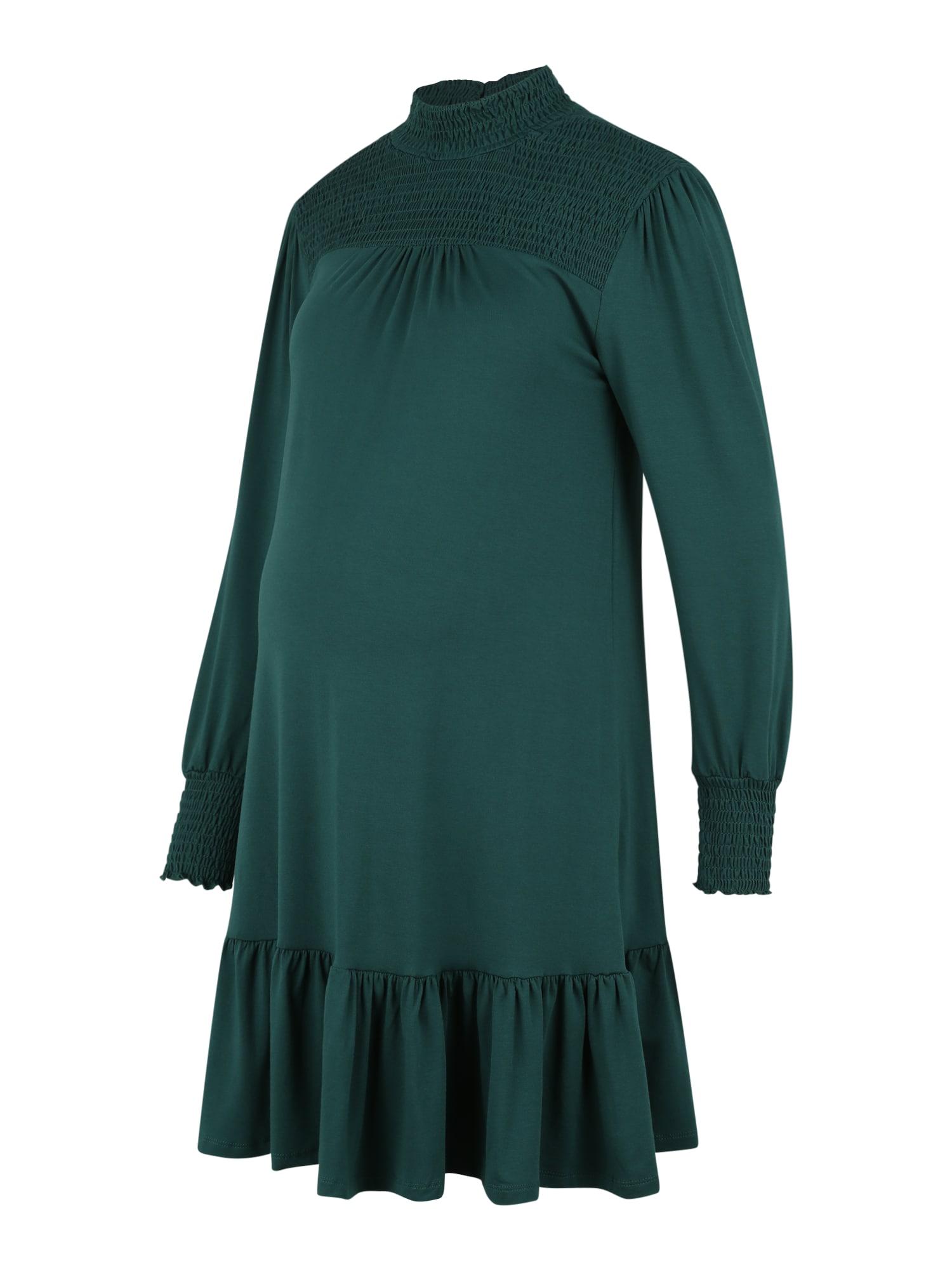 Dorothy Perkins Maternity Suknelė tamsiai žalia