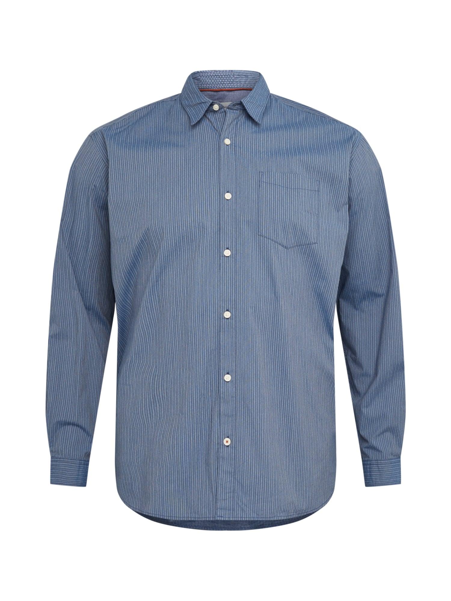 s.Oliver Red Label (Plus) Marškiniai melsvai pilka