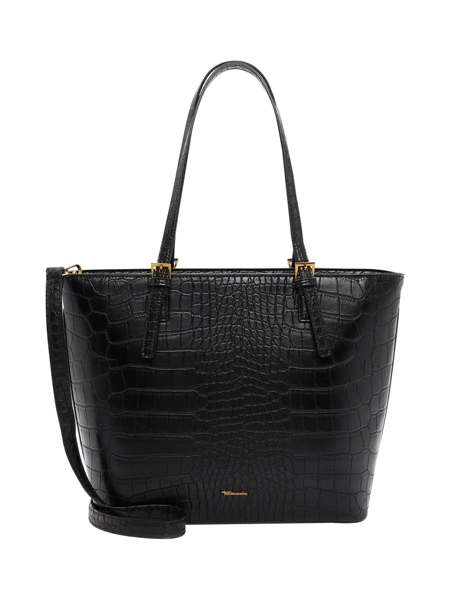 TAMARIS Nákupní taška 'BEATE'  černá