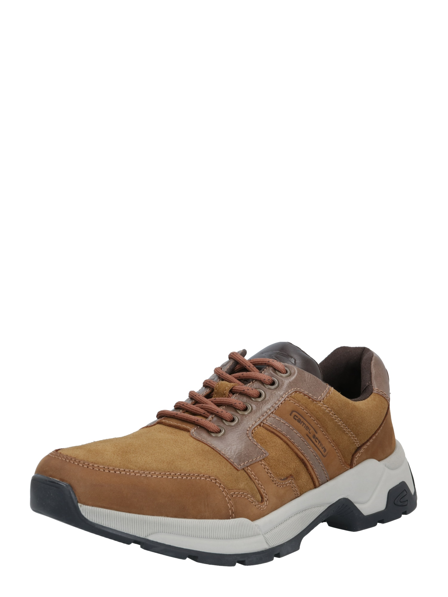 CAMEL ACTIVE Sportinio stiliaus batai su raišteliais ruda