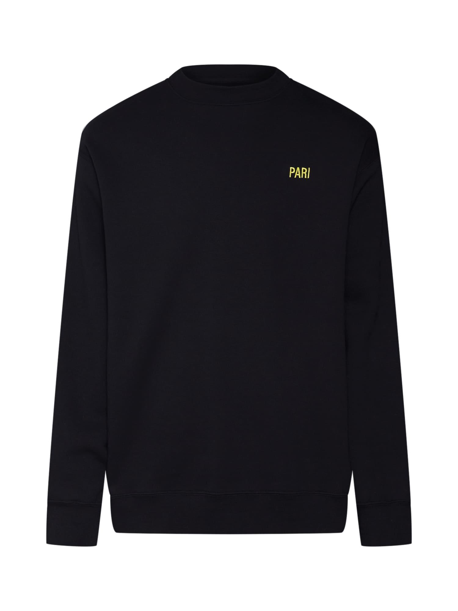 ABOUT YOU X PARI Megztinis be užsegimo 'Romy' juoda