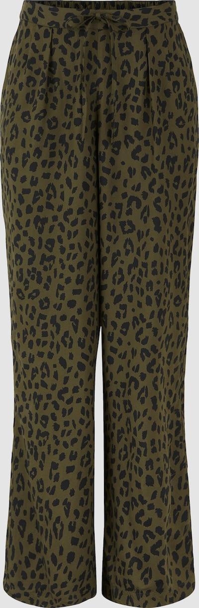 Bukser med lægfolder 'Jeppa'