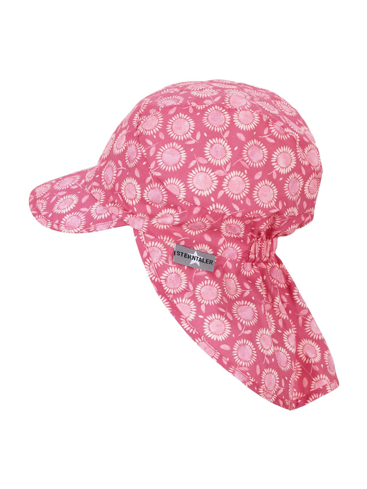 STERNTALER Klobouk  pink / světle růžová