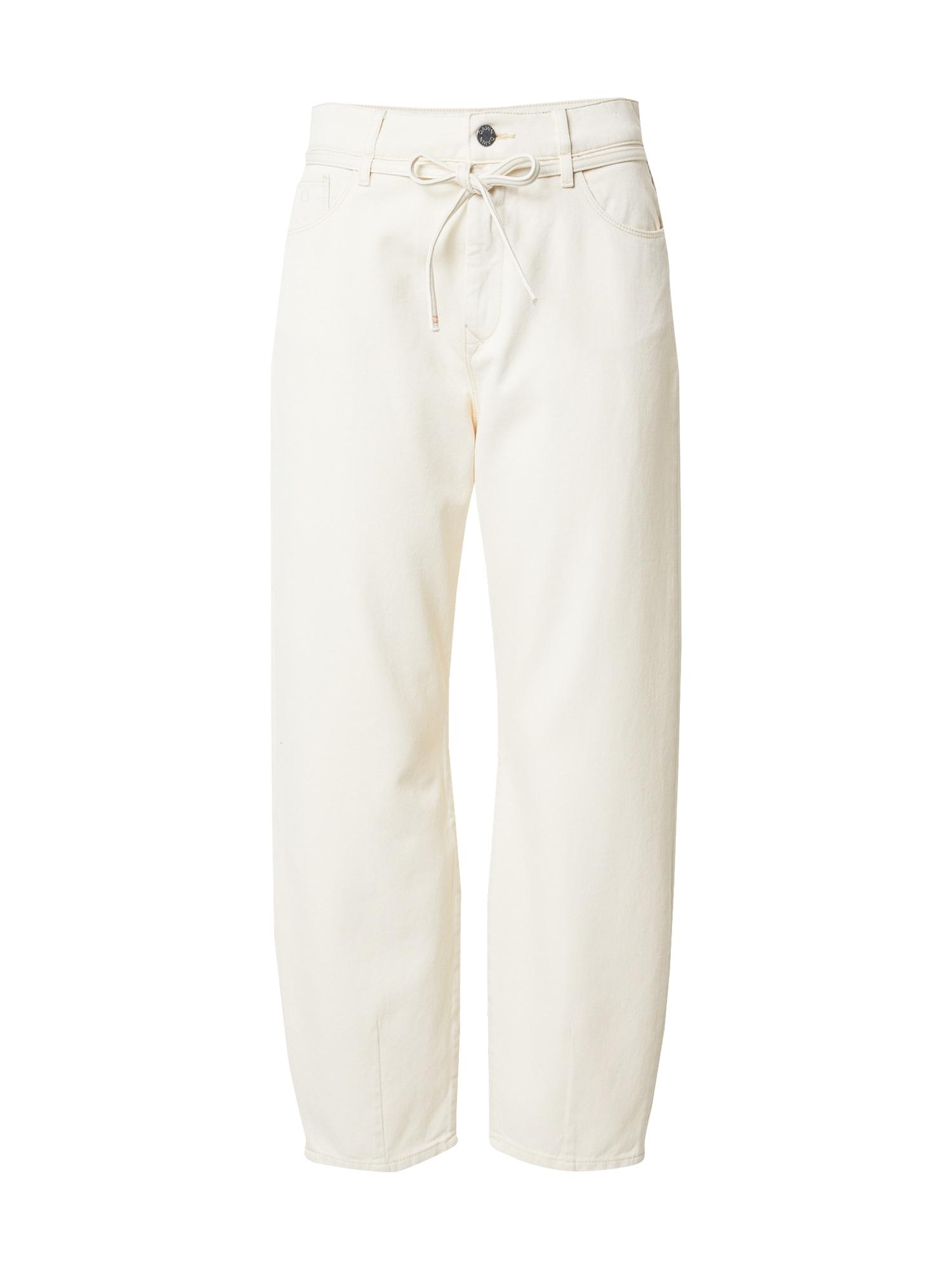 Dawn Džinsai balto džinso spalva