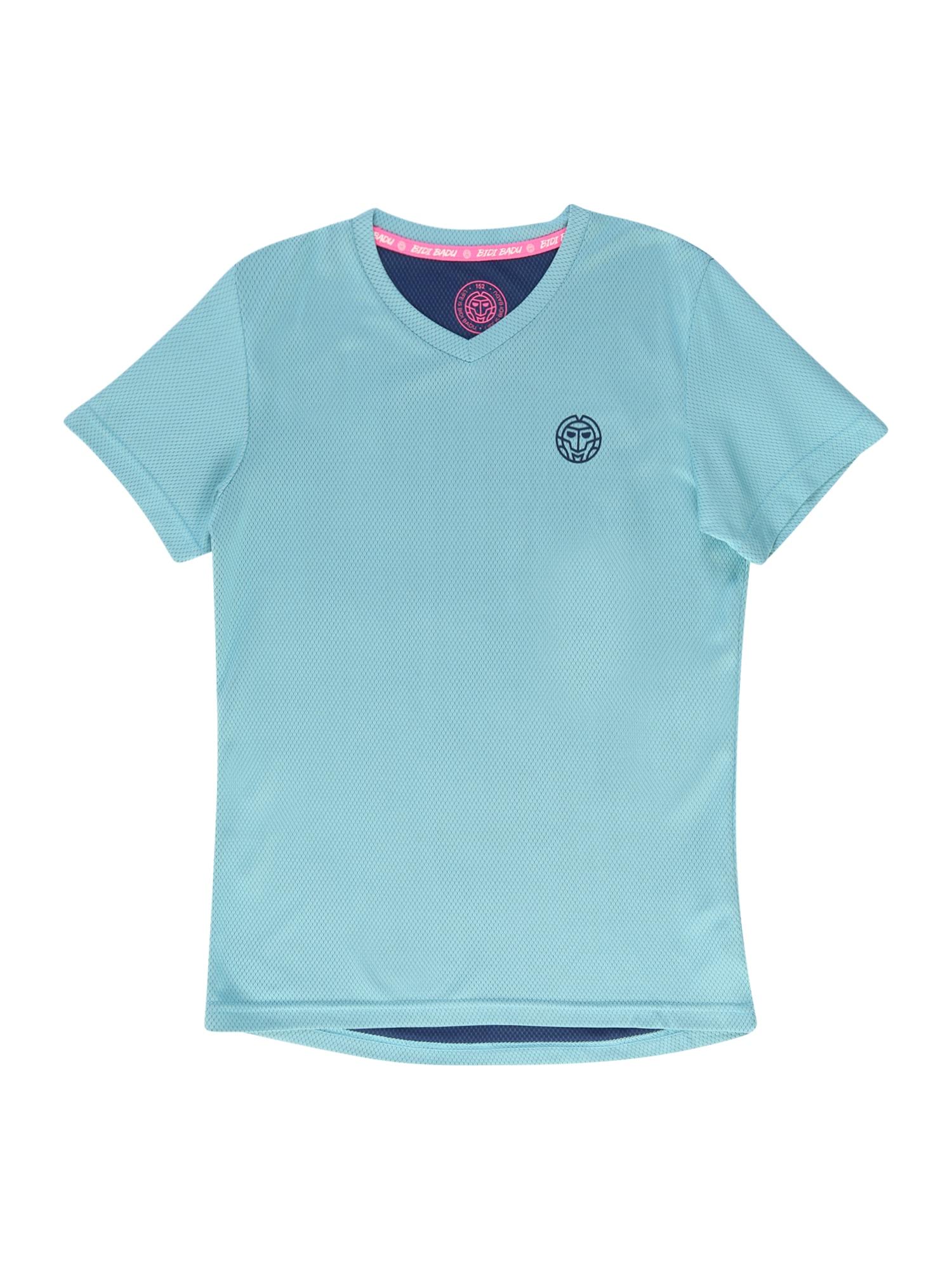 BIDI BADU Sportiniai marškinėliai mėlyna