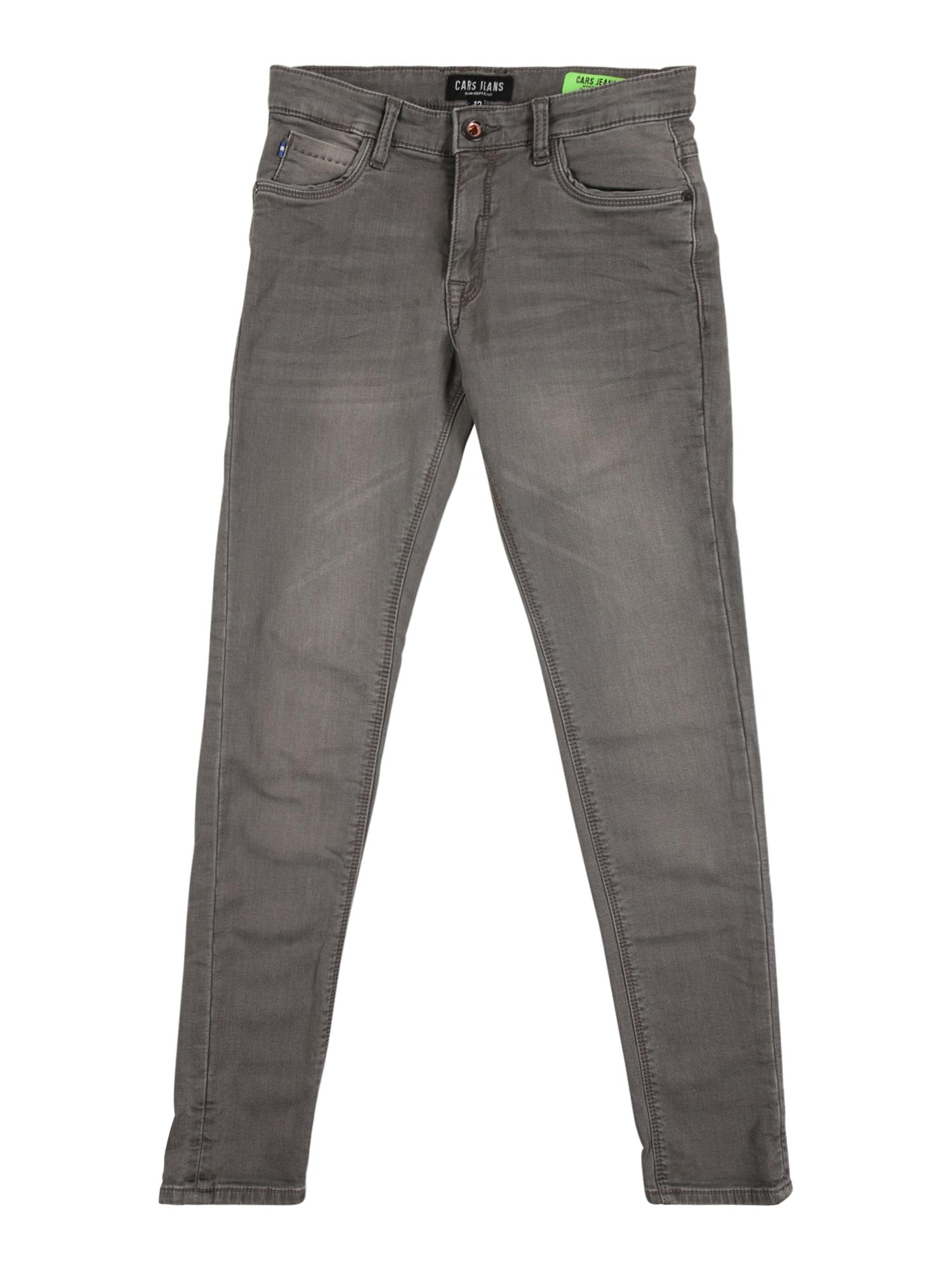 Cars Jeans Džinsai pilko džinso