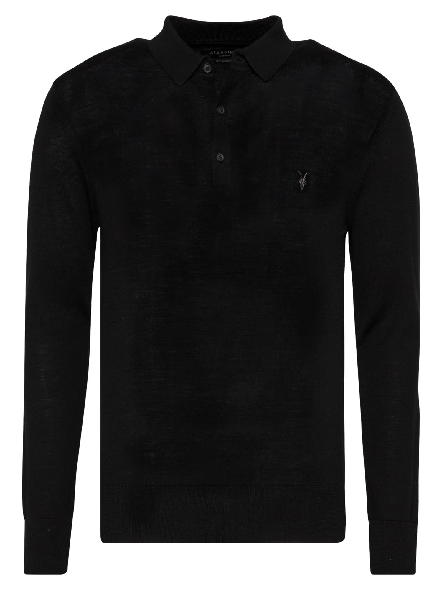 AllSaints Marškinėliai juoda