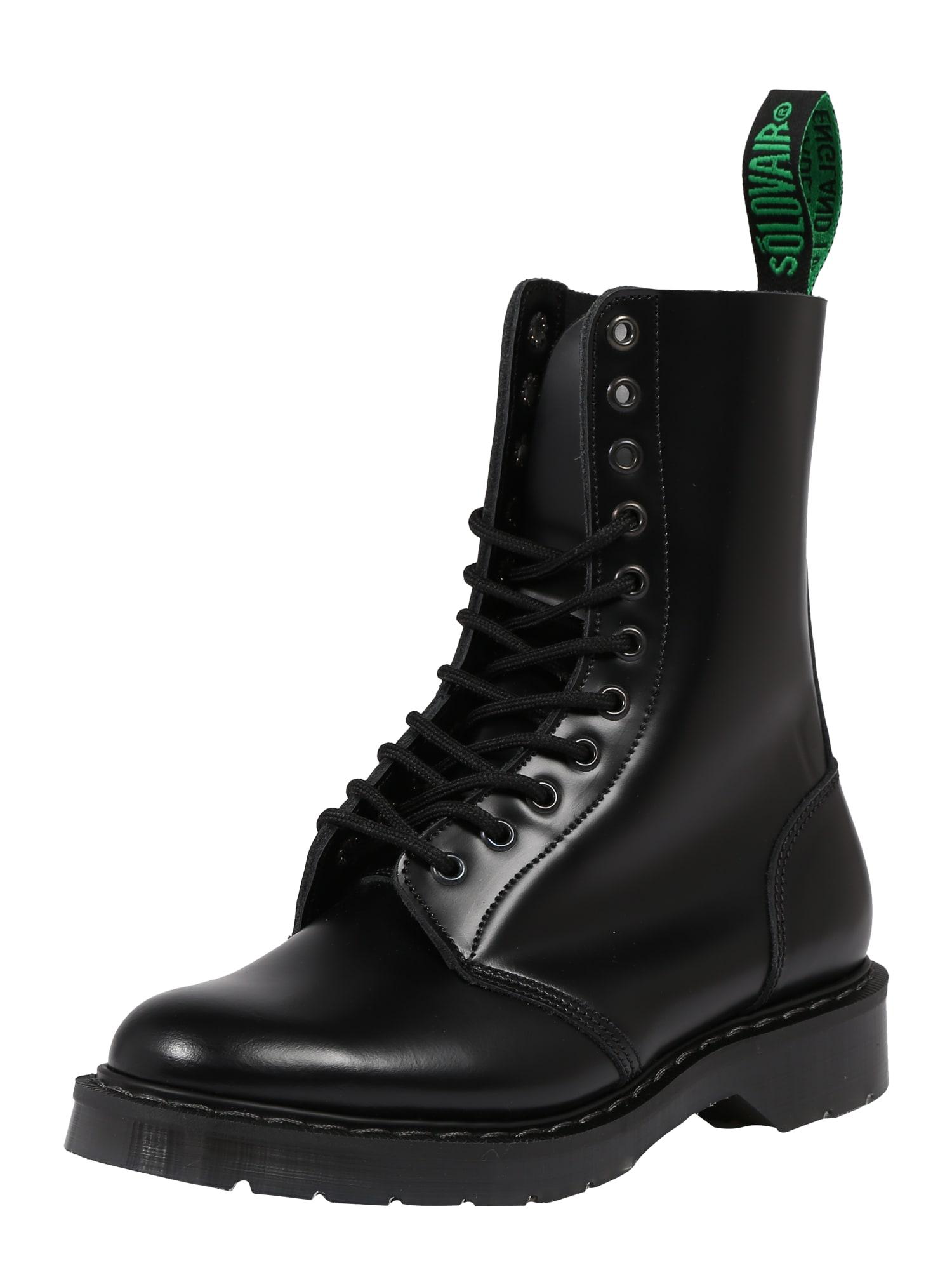 Solovair Auliniai batai juoda