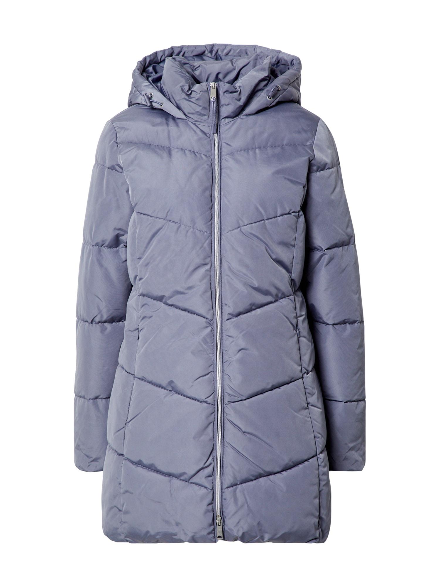 TOM TAILOR Žieminis paltas pilka