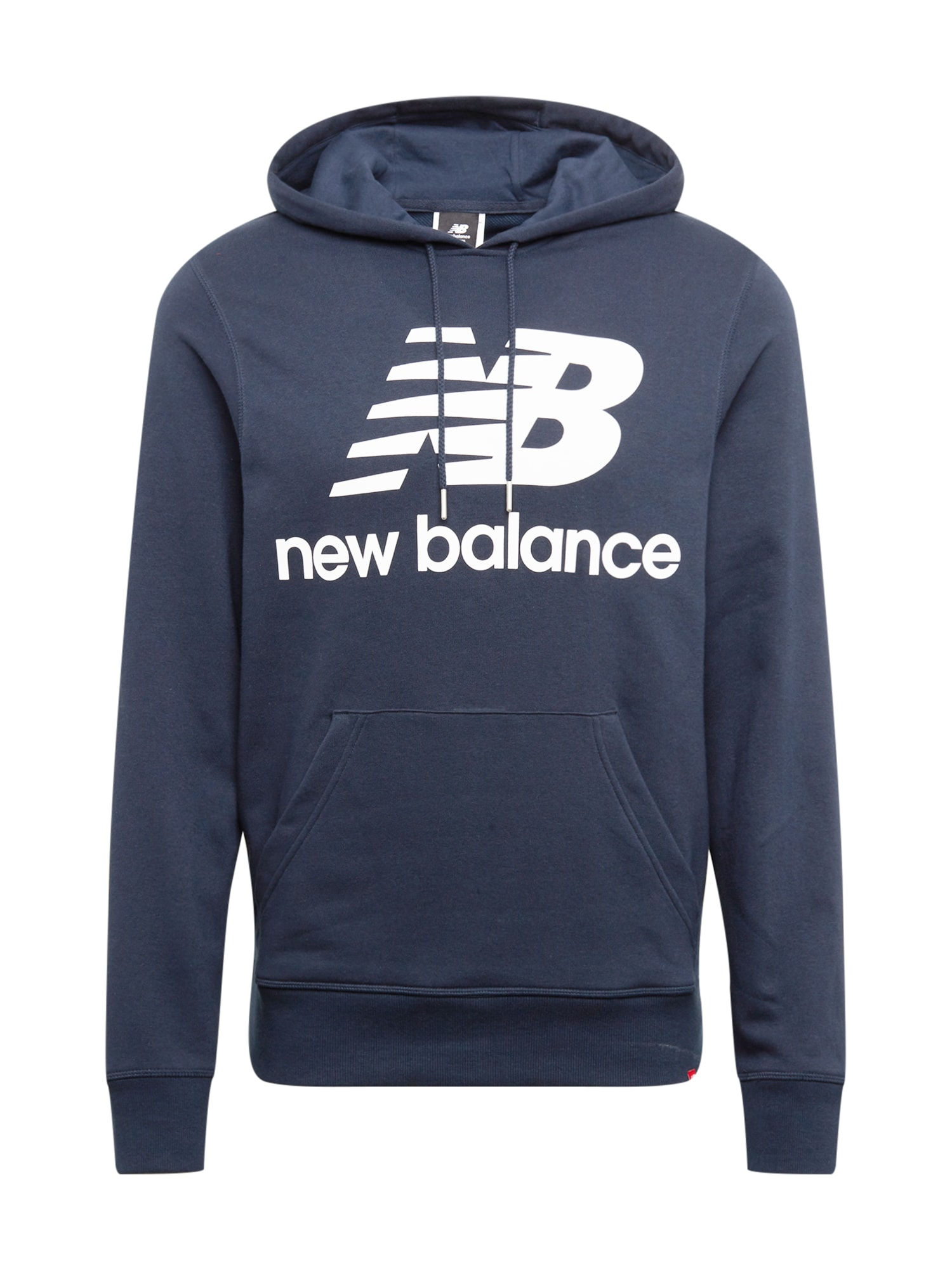 new balance Megztinis be užsegimo balta / nakties mėlyna