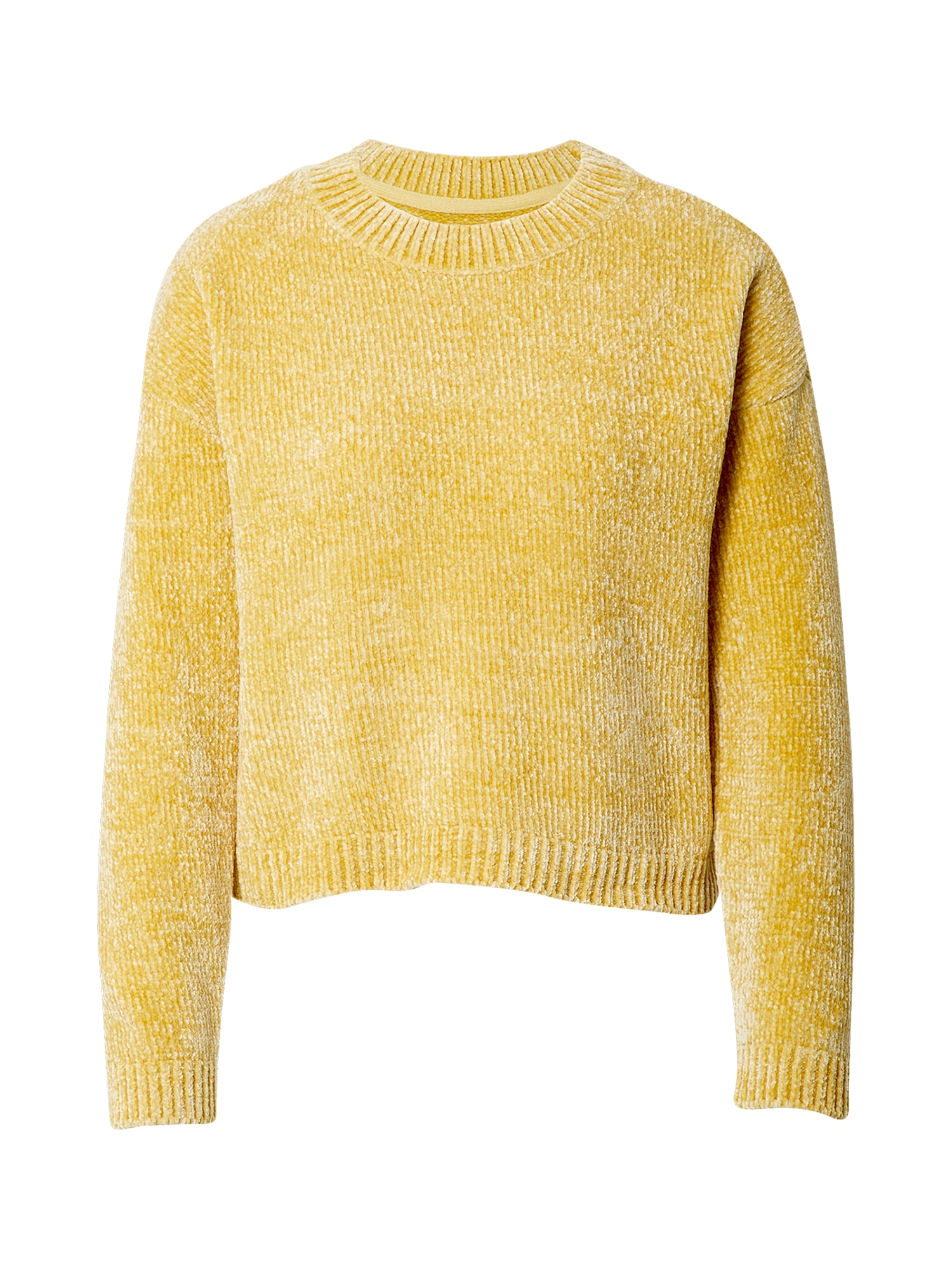 ONLY Megztinis 'Ancia' garstyčių spalva
