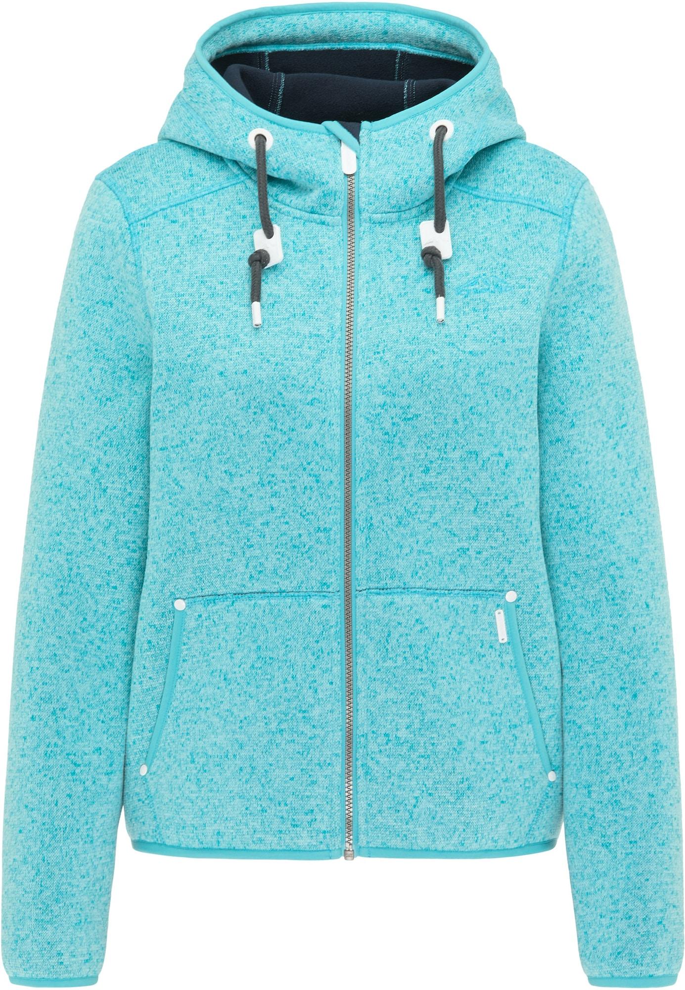 ICEBOUND Flisinis džemperis turkio spalva