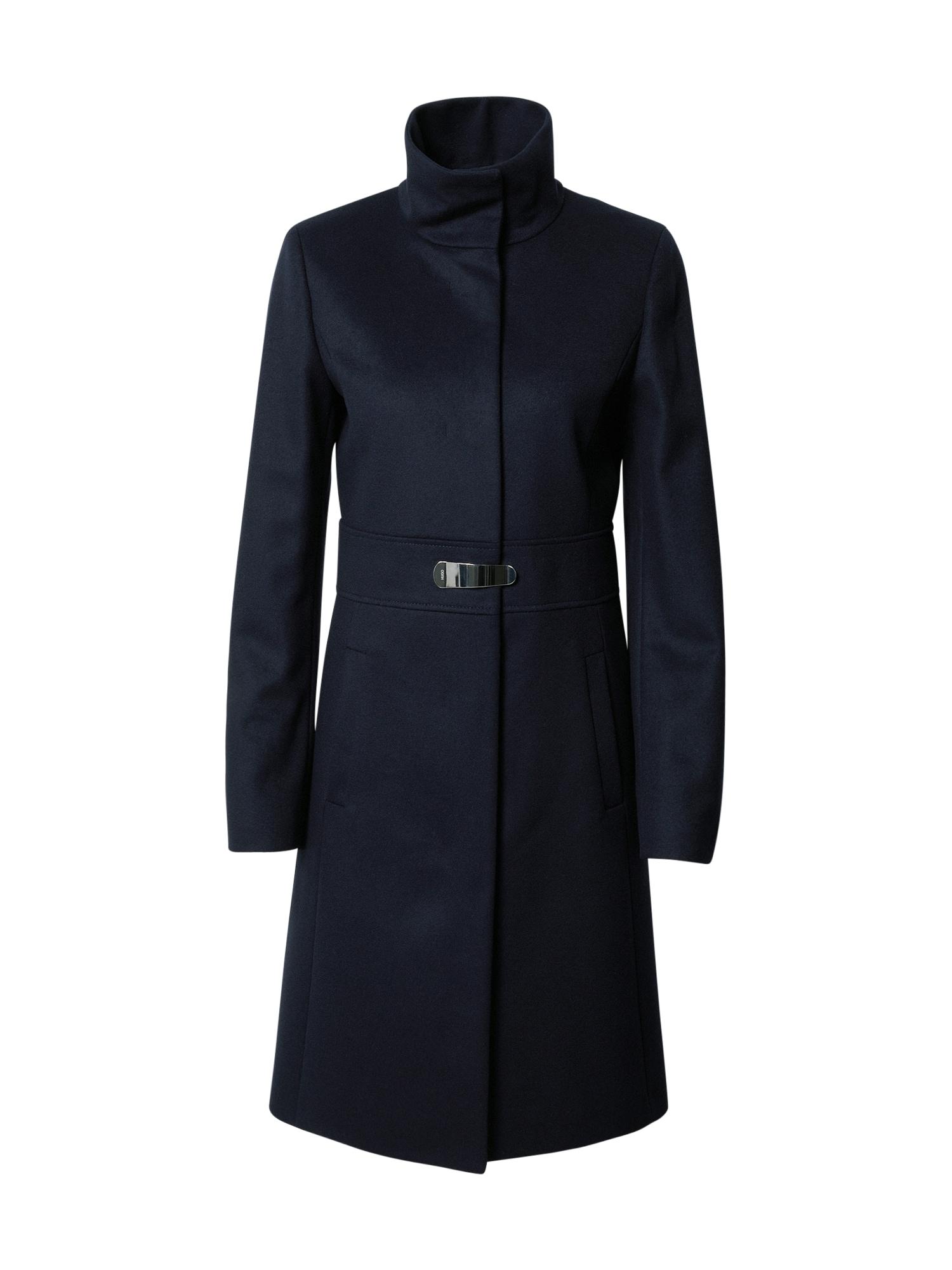 HUGO Rudeninis-žieminis paltas 'Milora' tamsiai mėlyna