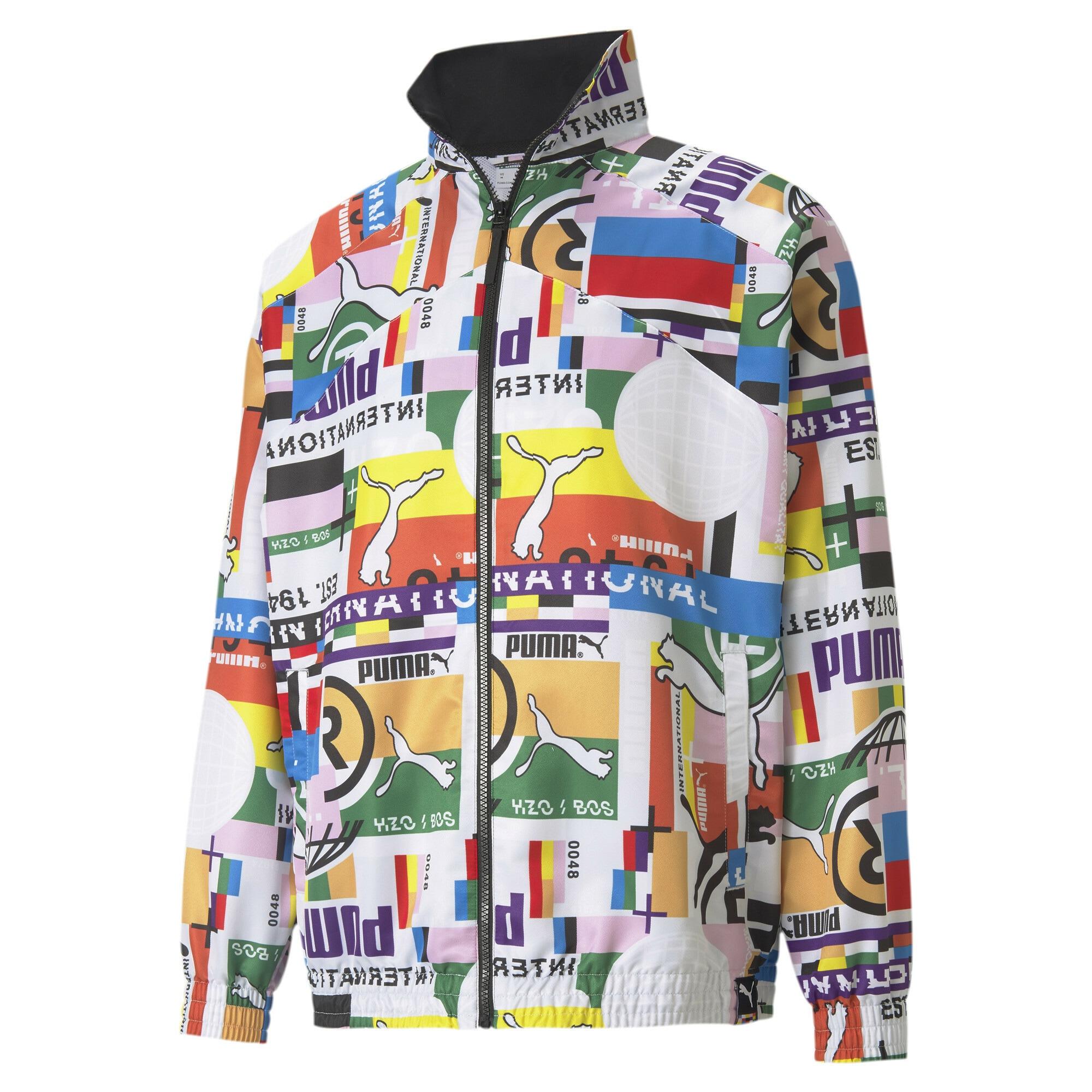 PUMA Džemperis treniruotėms mišrios spalvos