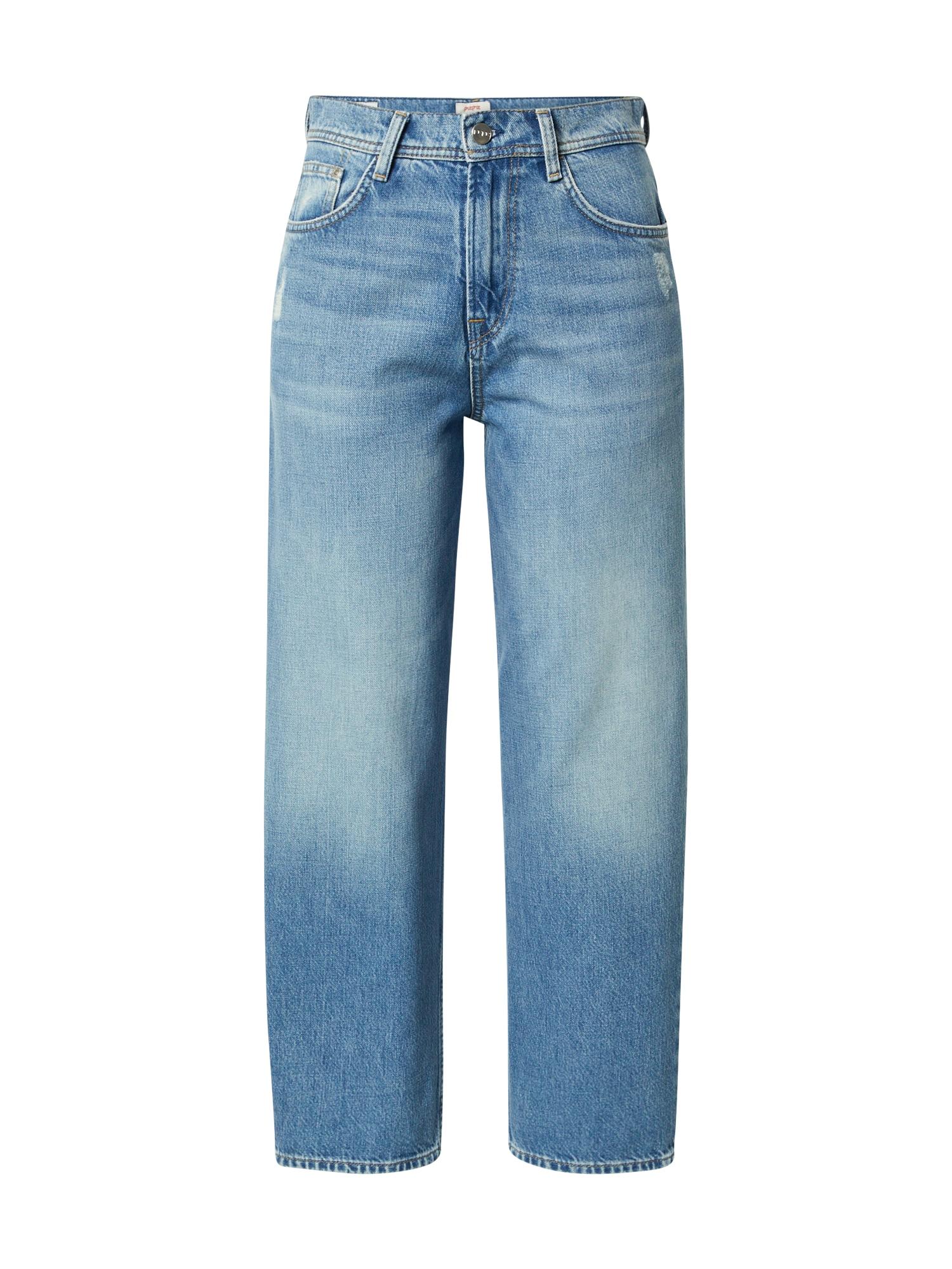 Pepe Jeans Džinsai 'DOVER' tamsiai (džinso) mėlyna