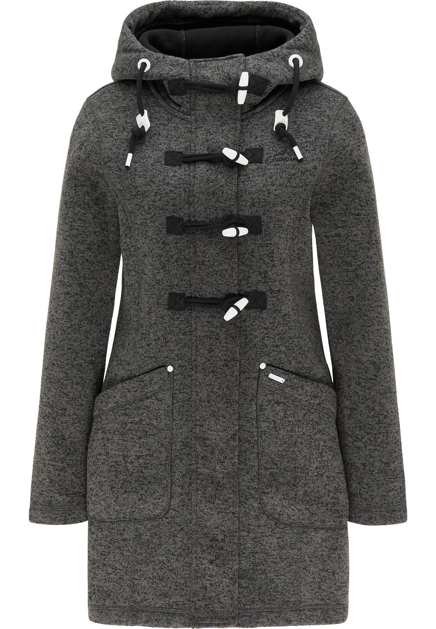 ICEBOUND Demisezoninis paltas pilka