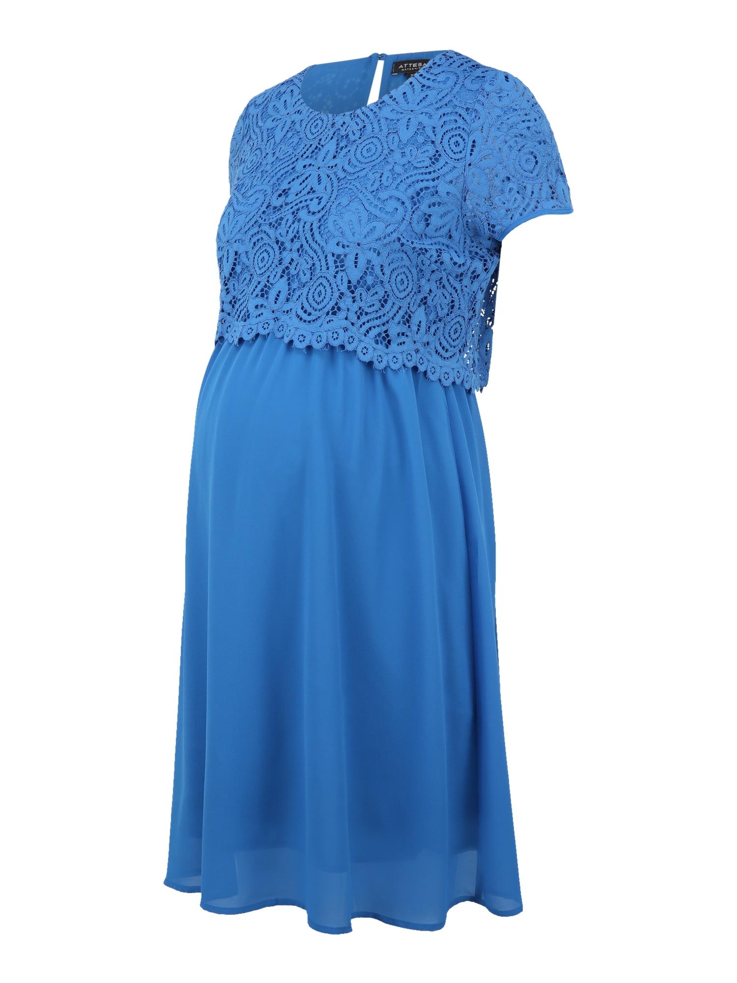 "Attesa Kokteilinė suknelė sodri mėlyna (""karališka"")"