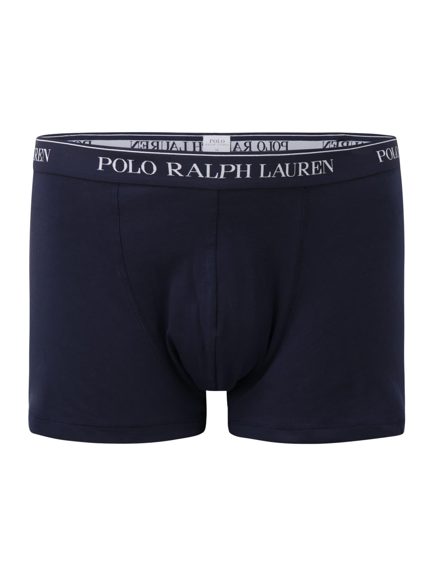 POLO RALPH LAUREN Boxer trumpikės tamsiai mėlyna