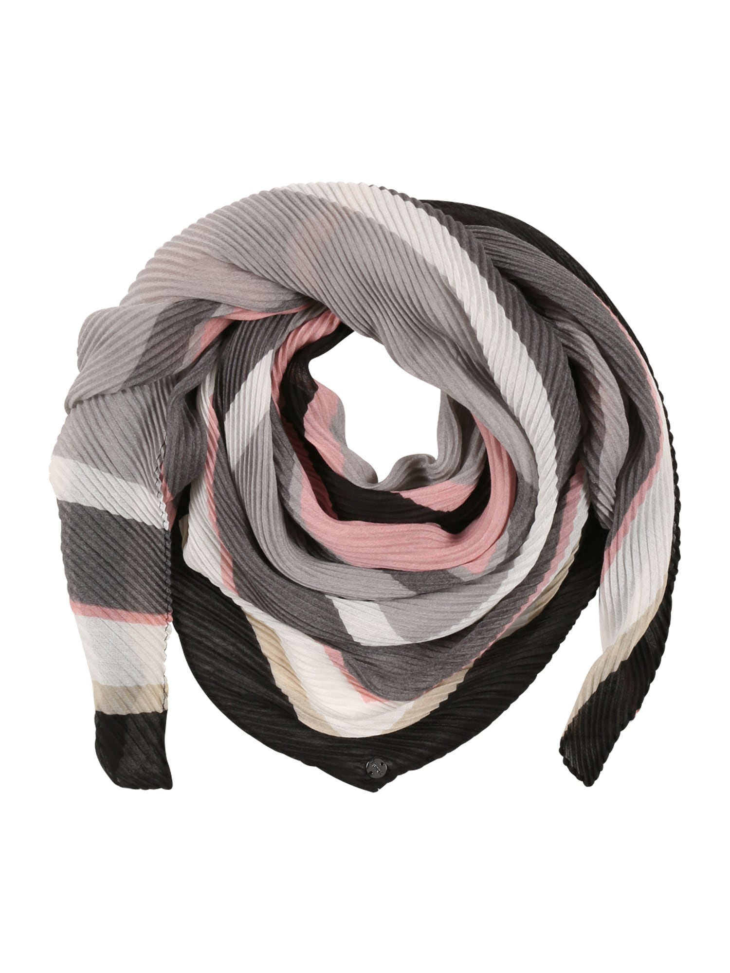 ESPRIT Skara pilka / balta / antracito / rožių spalva