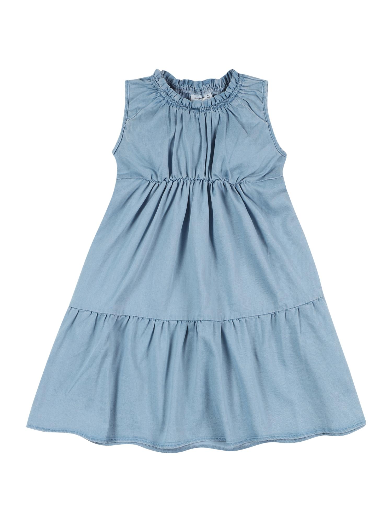 NAME IT Suknelė 'NMFBATAS' tamsiai (džinso) mėlyna