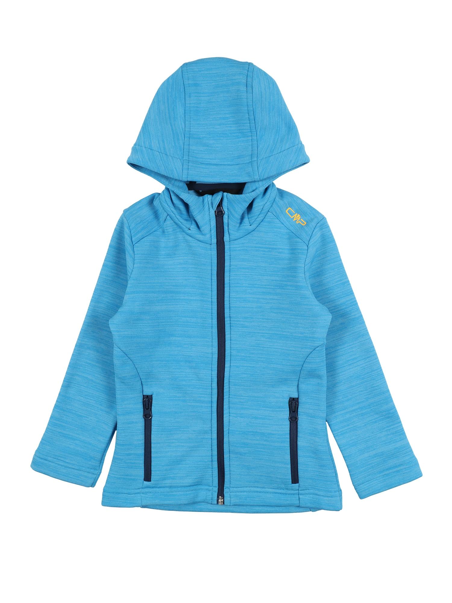CMP Funkcinis flisinis džemperis vandens spalva / nakties mėlyna