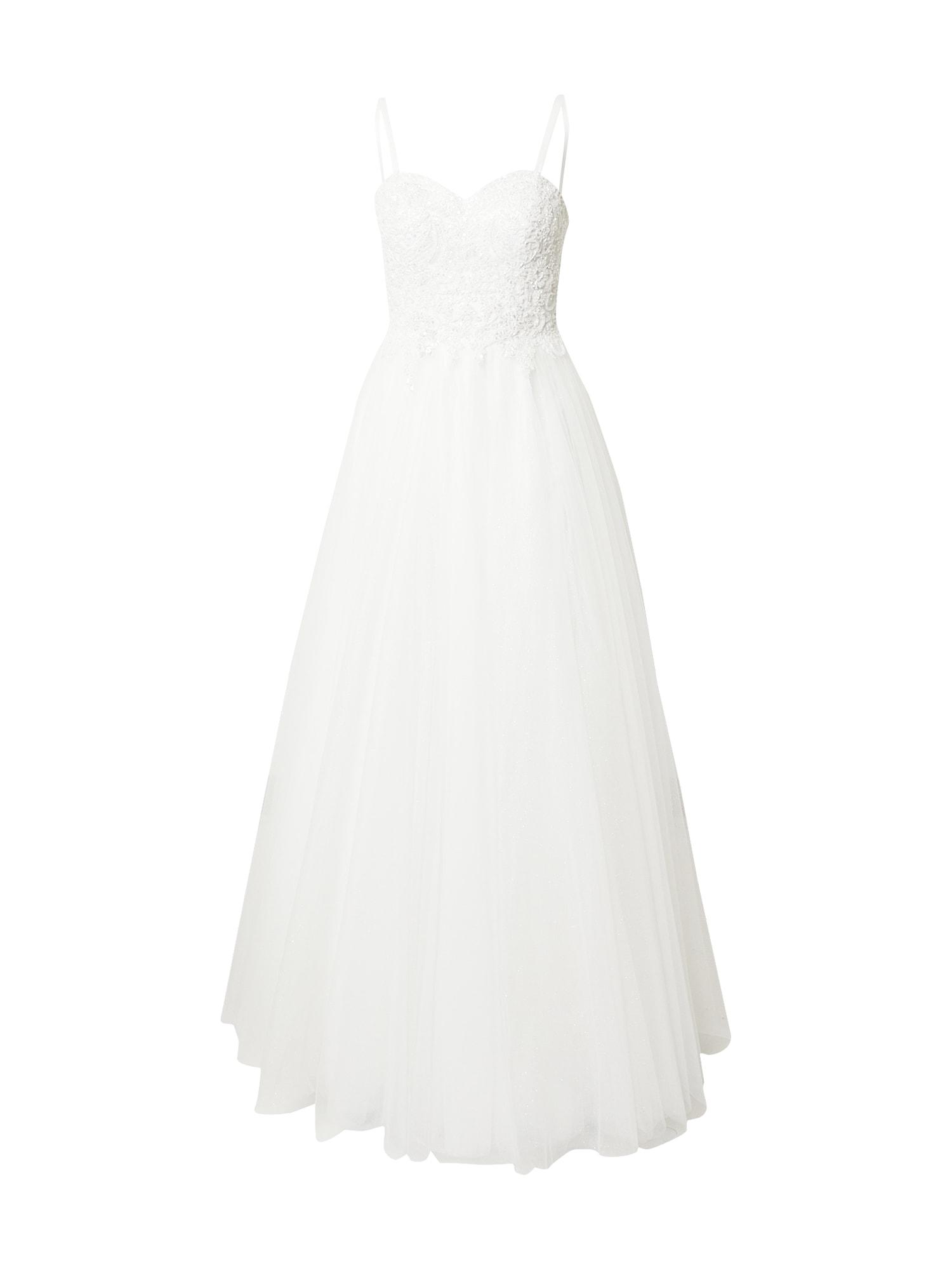MAGIC BRIDE Vakarinė suknelė kremo