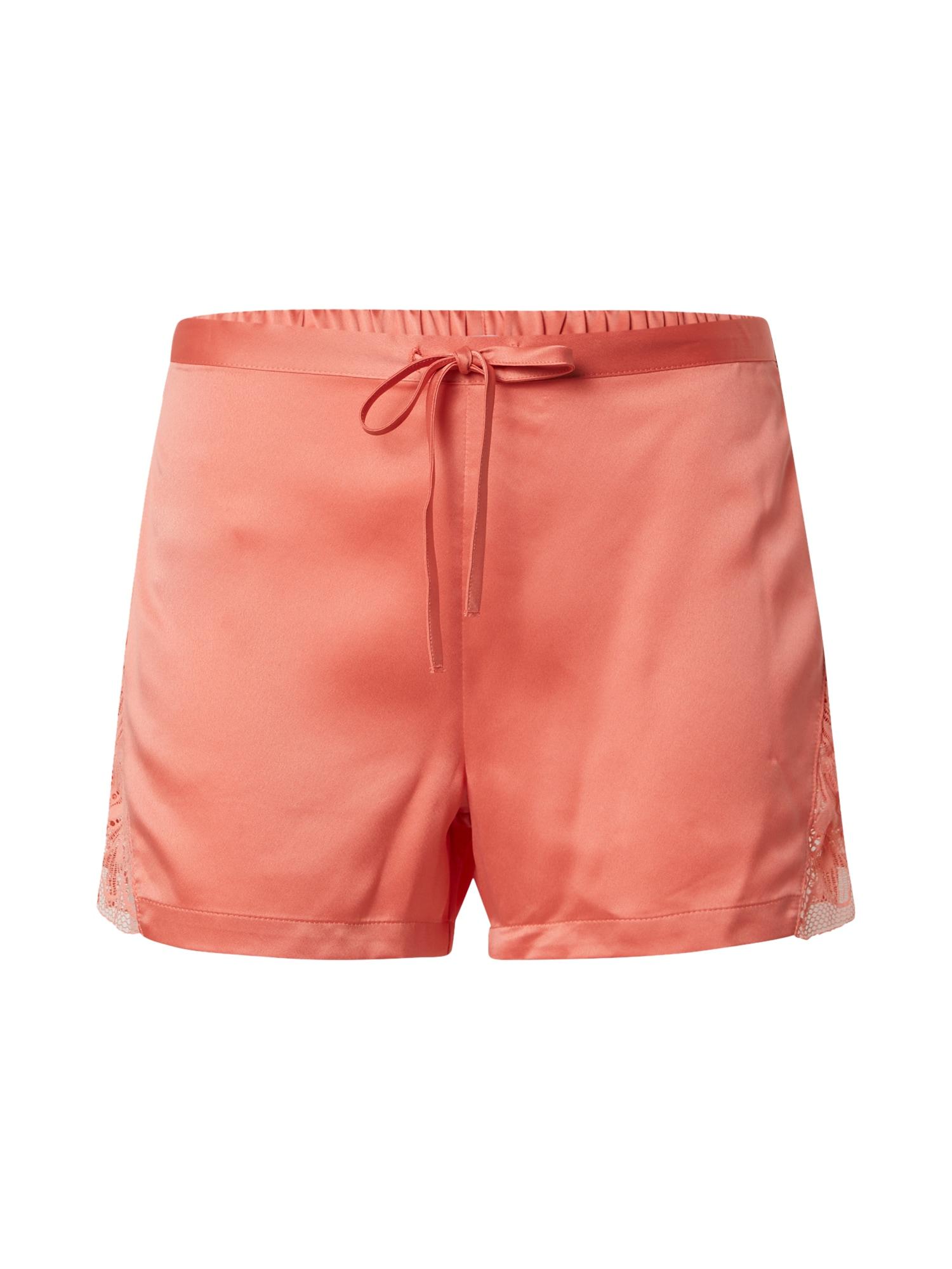 PASSIONATA Pižaminės kelnės lašišų spalva