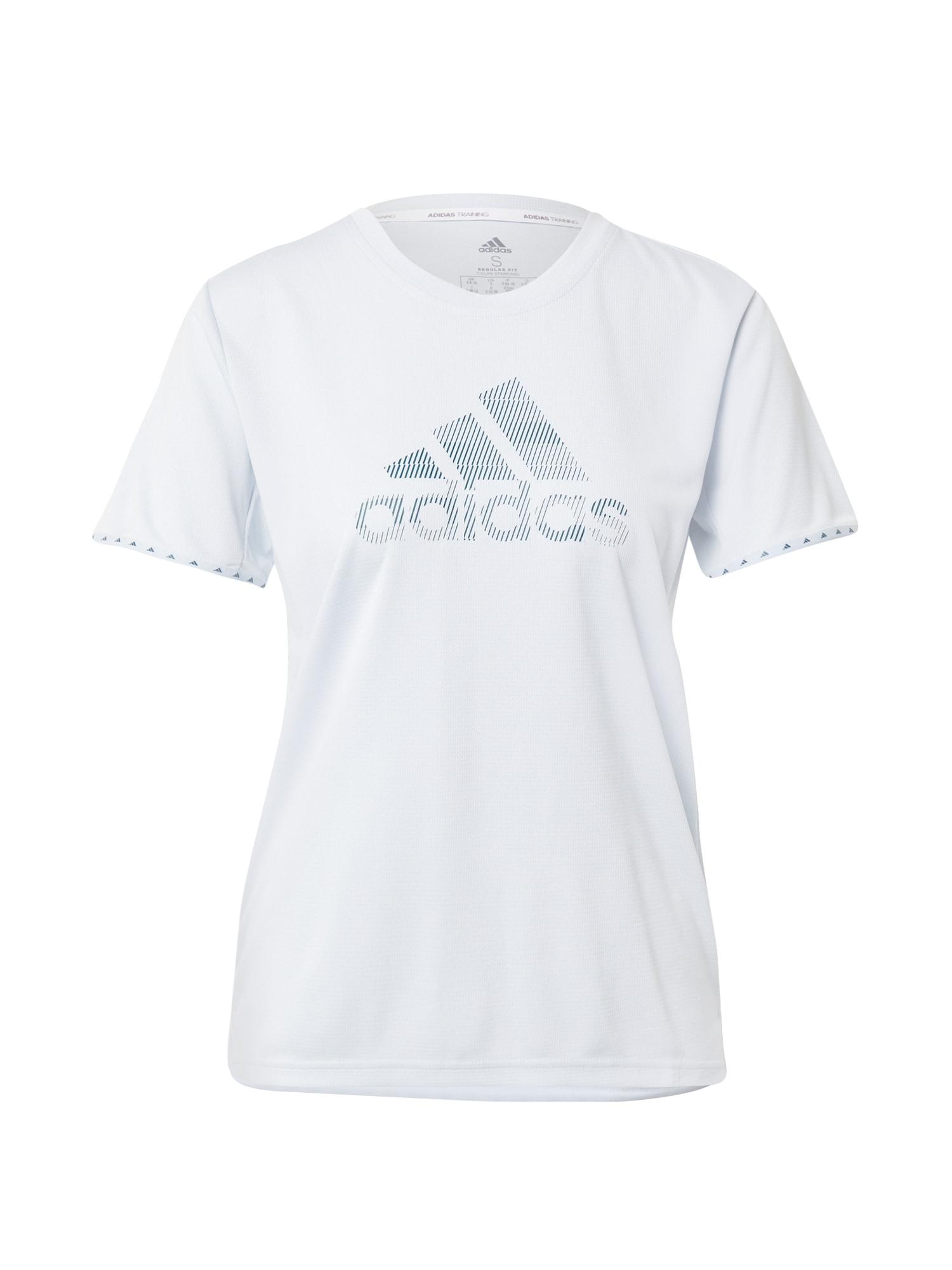 ADIDAS PERFORMANCE Funkční tričko 'Bos Necessi'  světlemodrá