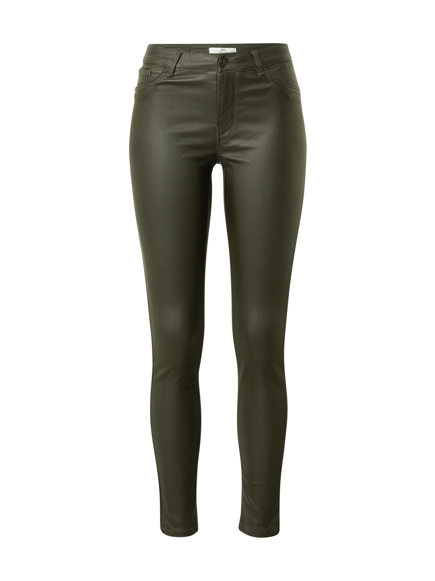 JACQUELINE de YONG Kalhoty  šedá