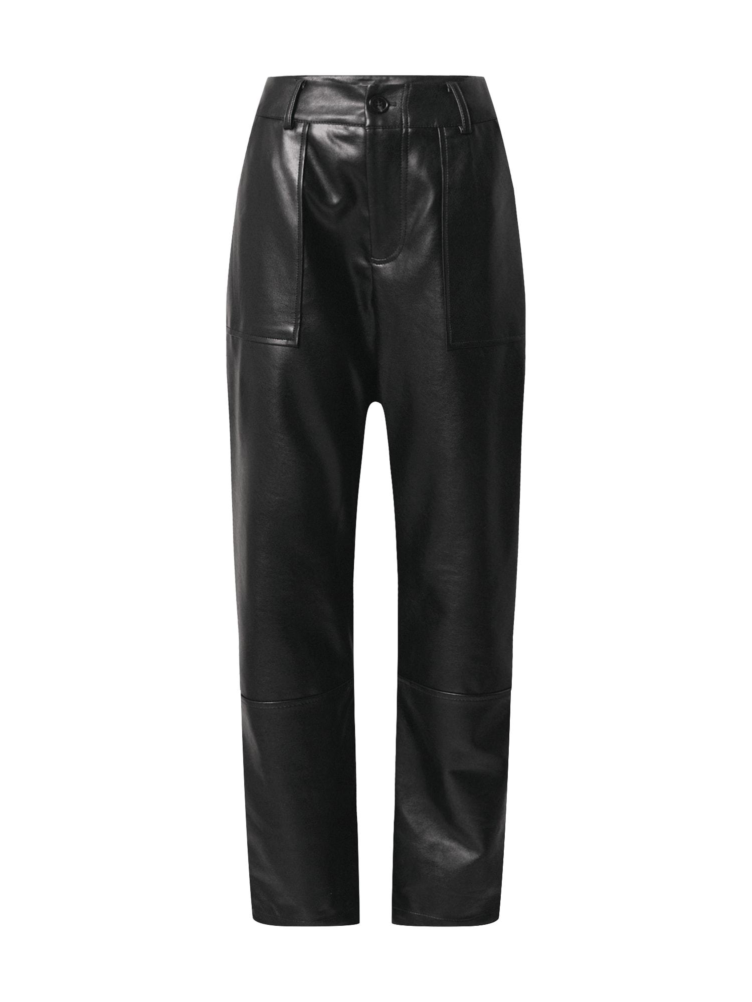Unique21 Kalhoty 'Utility'  černá