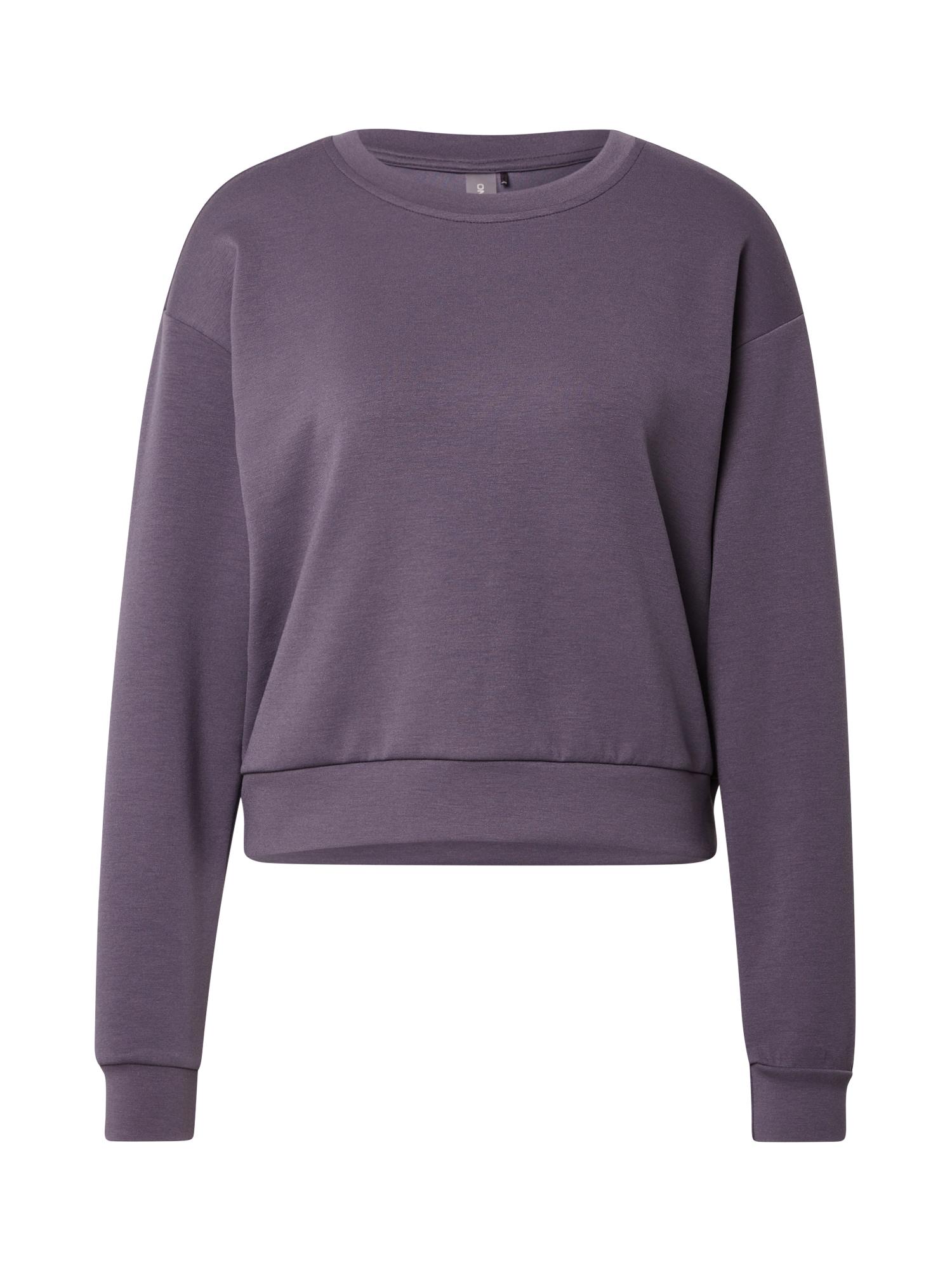 ONLY PLAY Megztinis be užsegimo tamsiai pilka