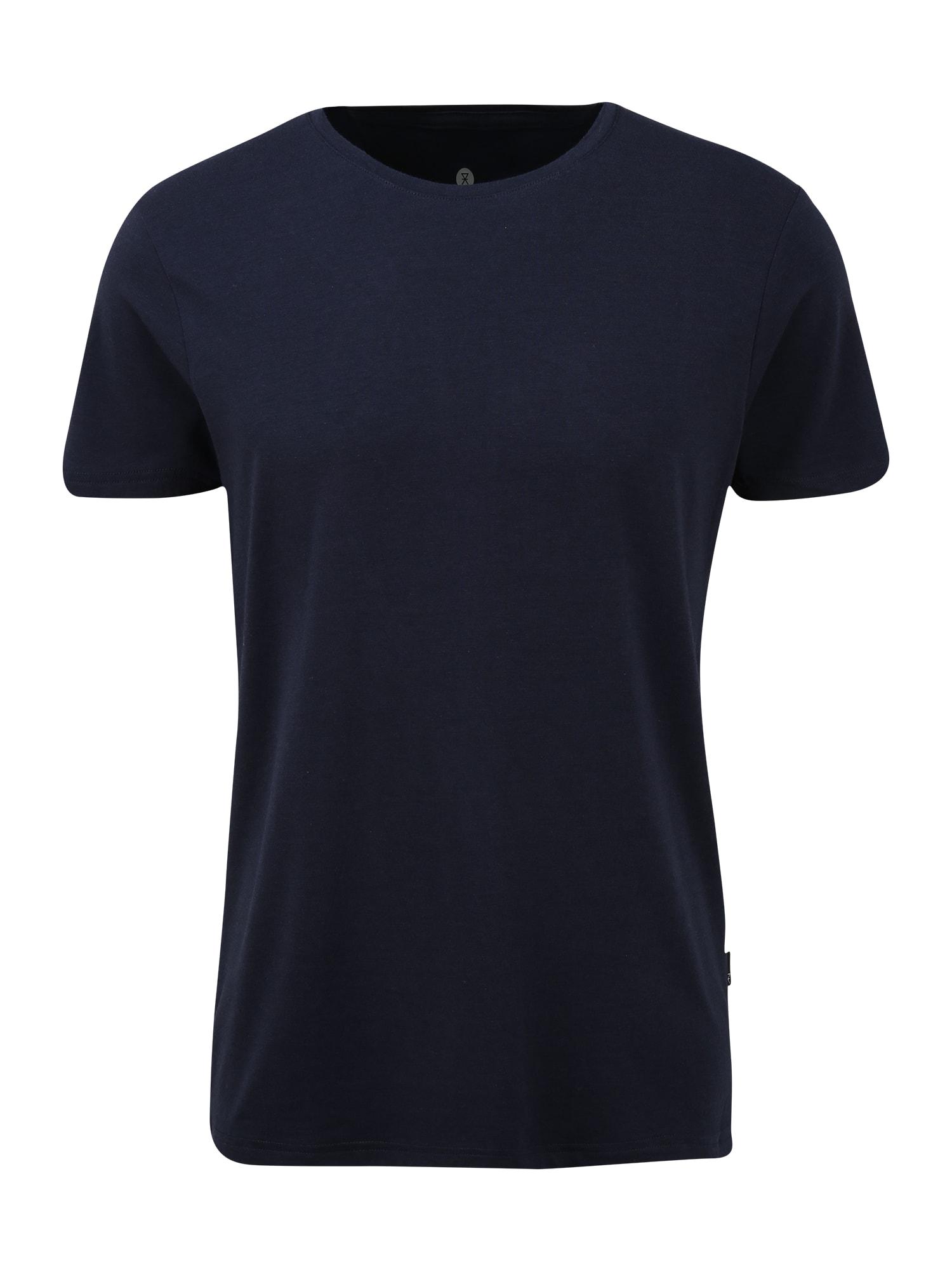 JBS OF DENMARK Marškinėliai tamsiai mėlyna