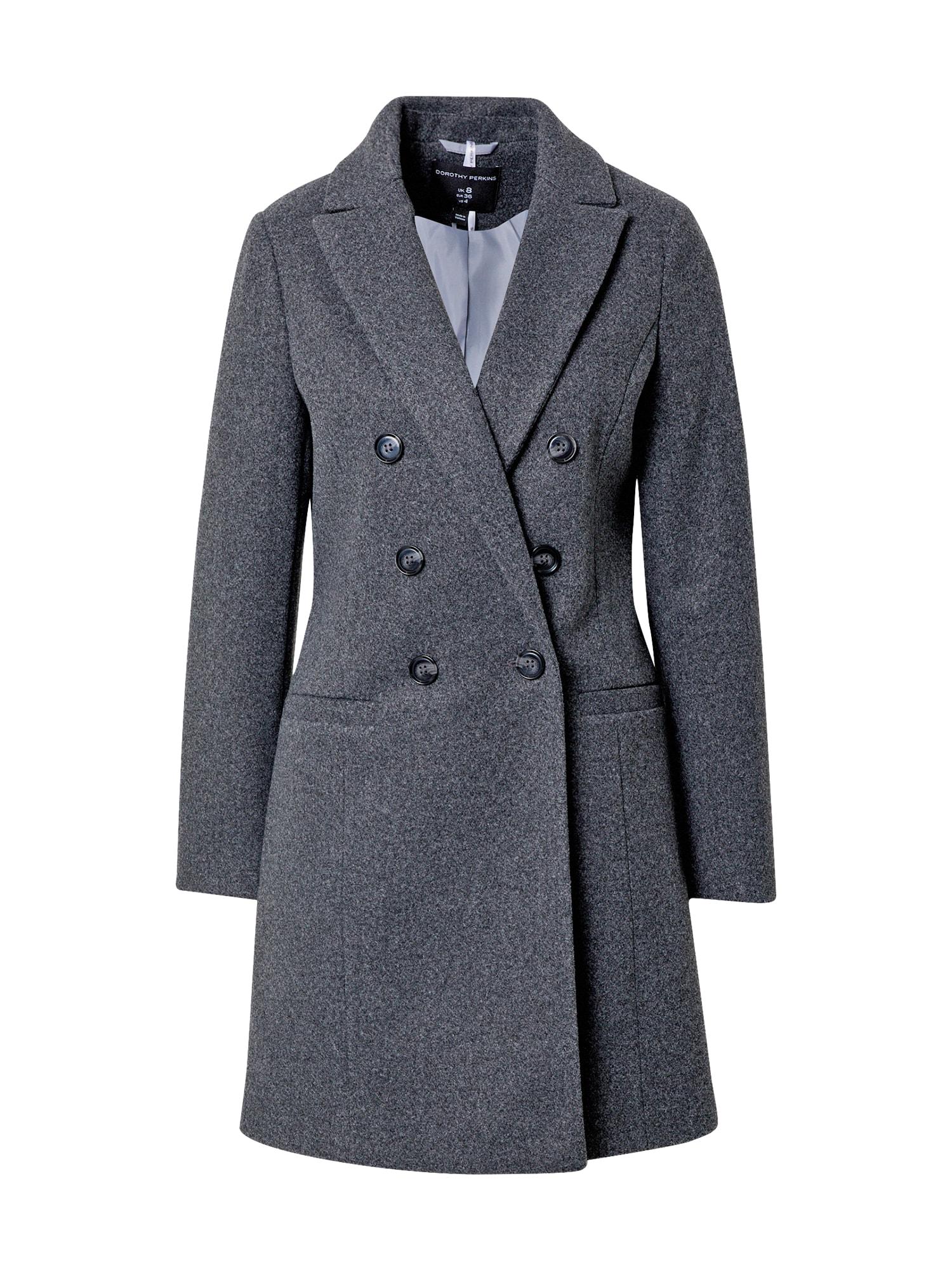 Dorothy Perkins Demisezoninis paltas bazalto pilka