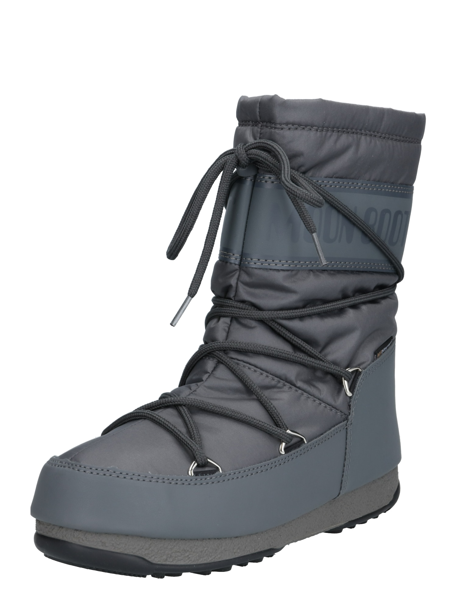 MOON BOOT Sniego batai pilka