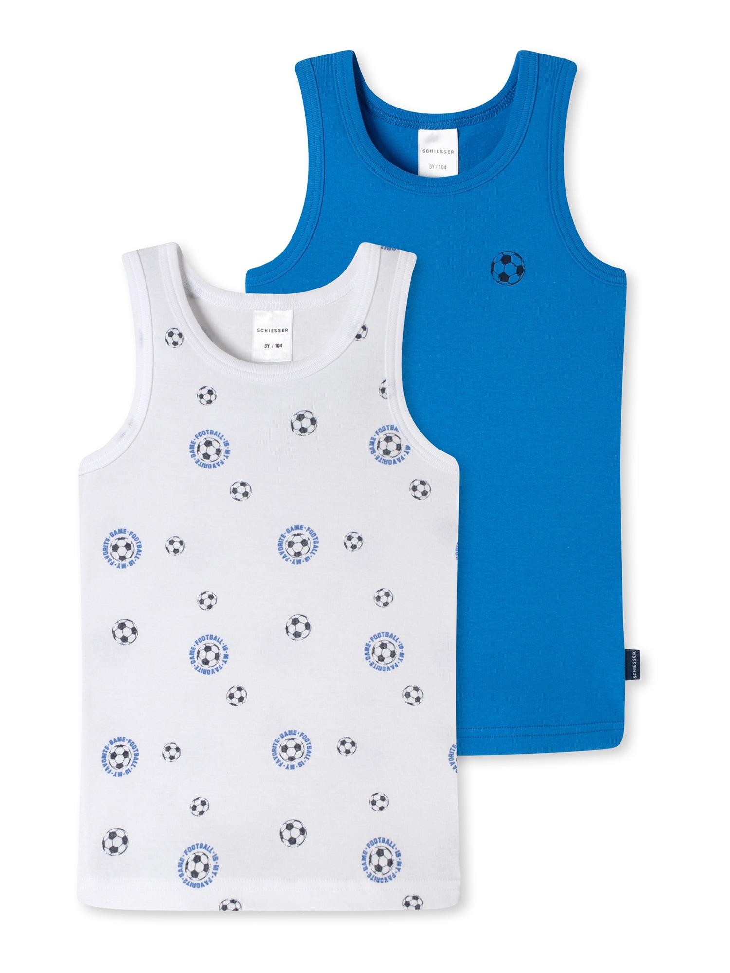 SCHIESSER Apatiniai marškinėliai