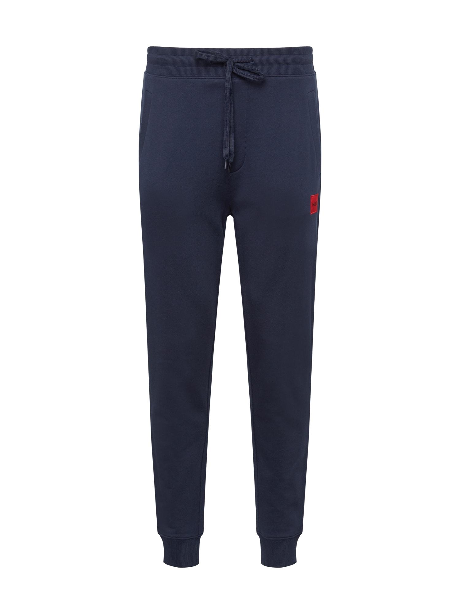 HUGO Kalhoty 'Doak204'  tmavě modrá