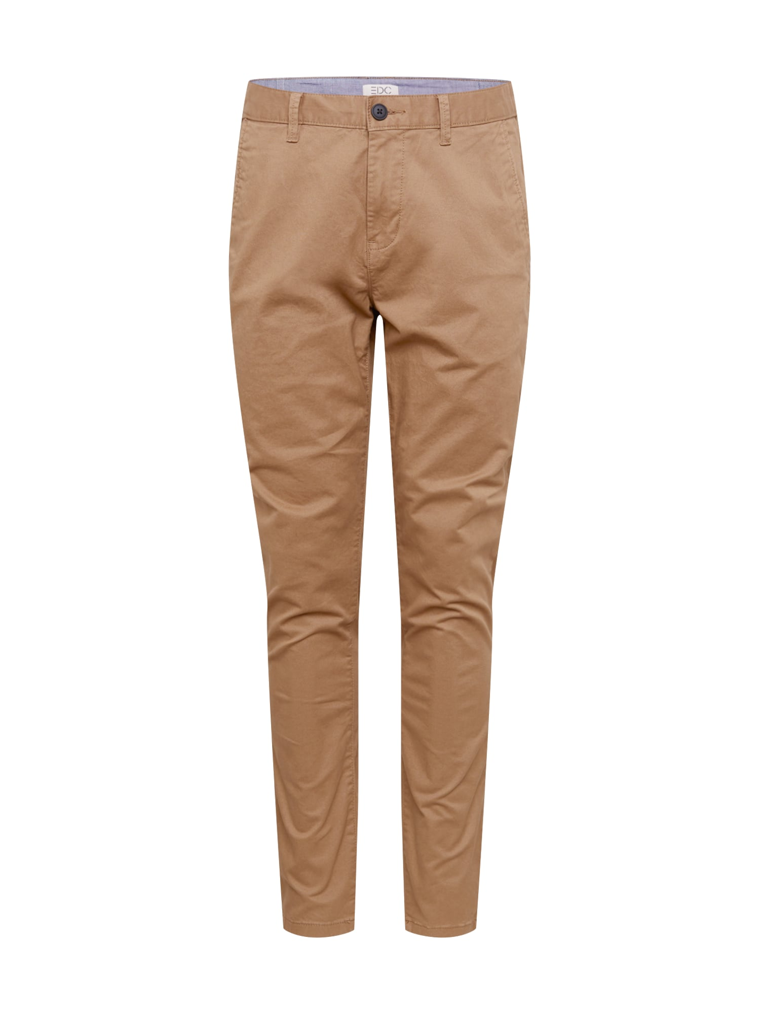 EDC BY ESPRIT Chino kalhoty  béžová