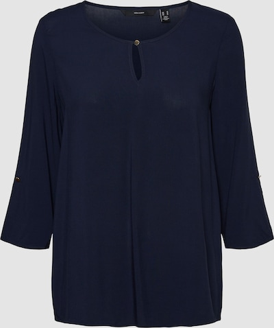 Vero Moda Petite Nads Bluse mit einem Vorderknopf
