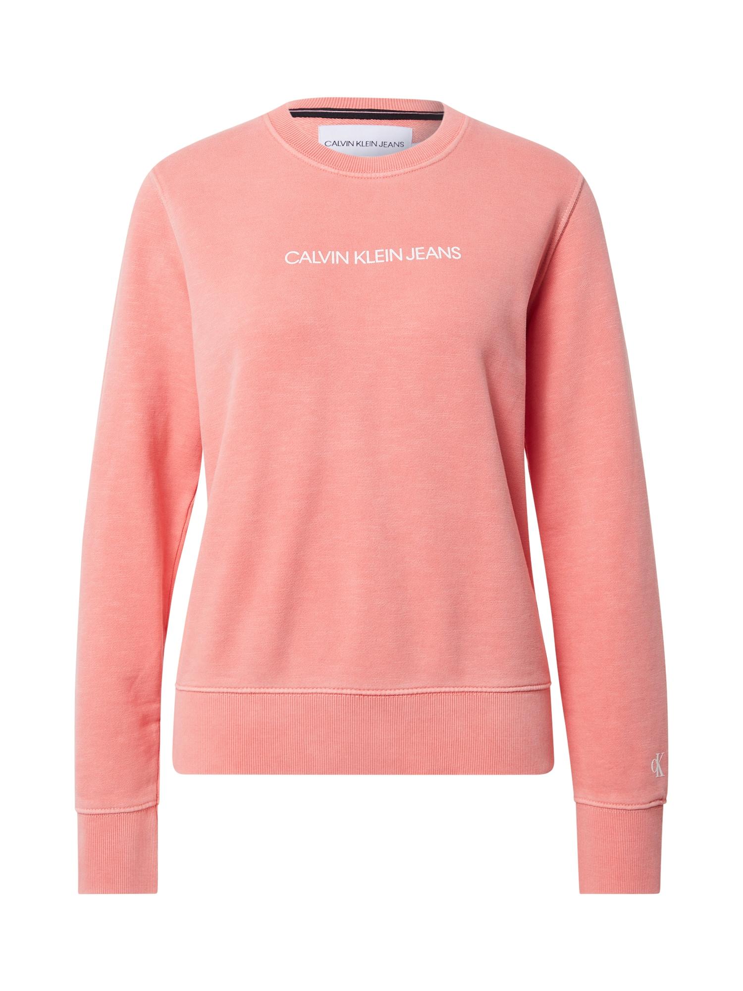 Calvin Klein Jeans Megztinis be užsegimo