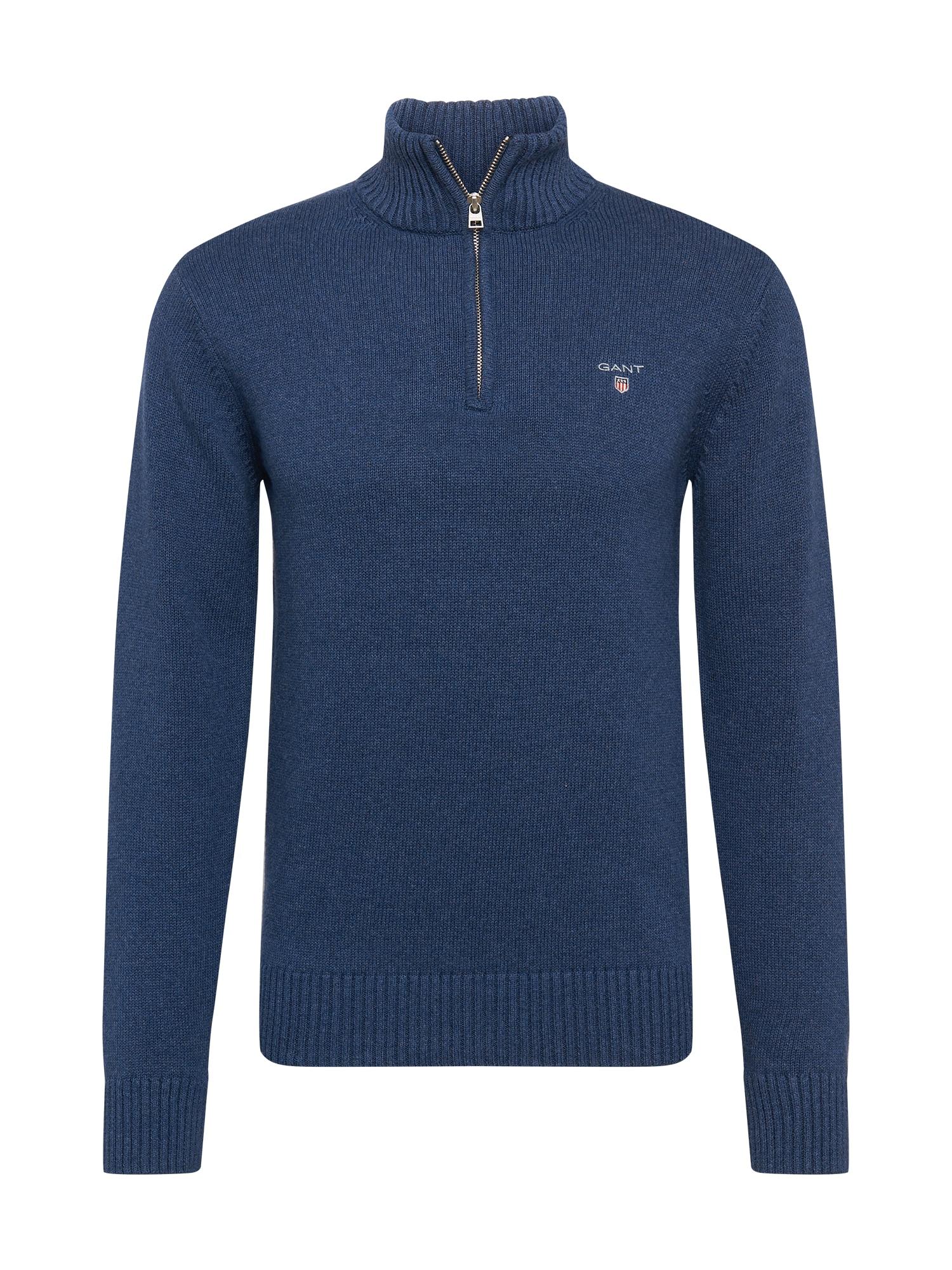 GANT Megztinis margai mėlyna