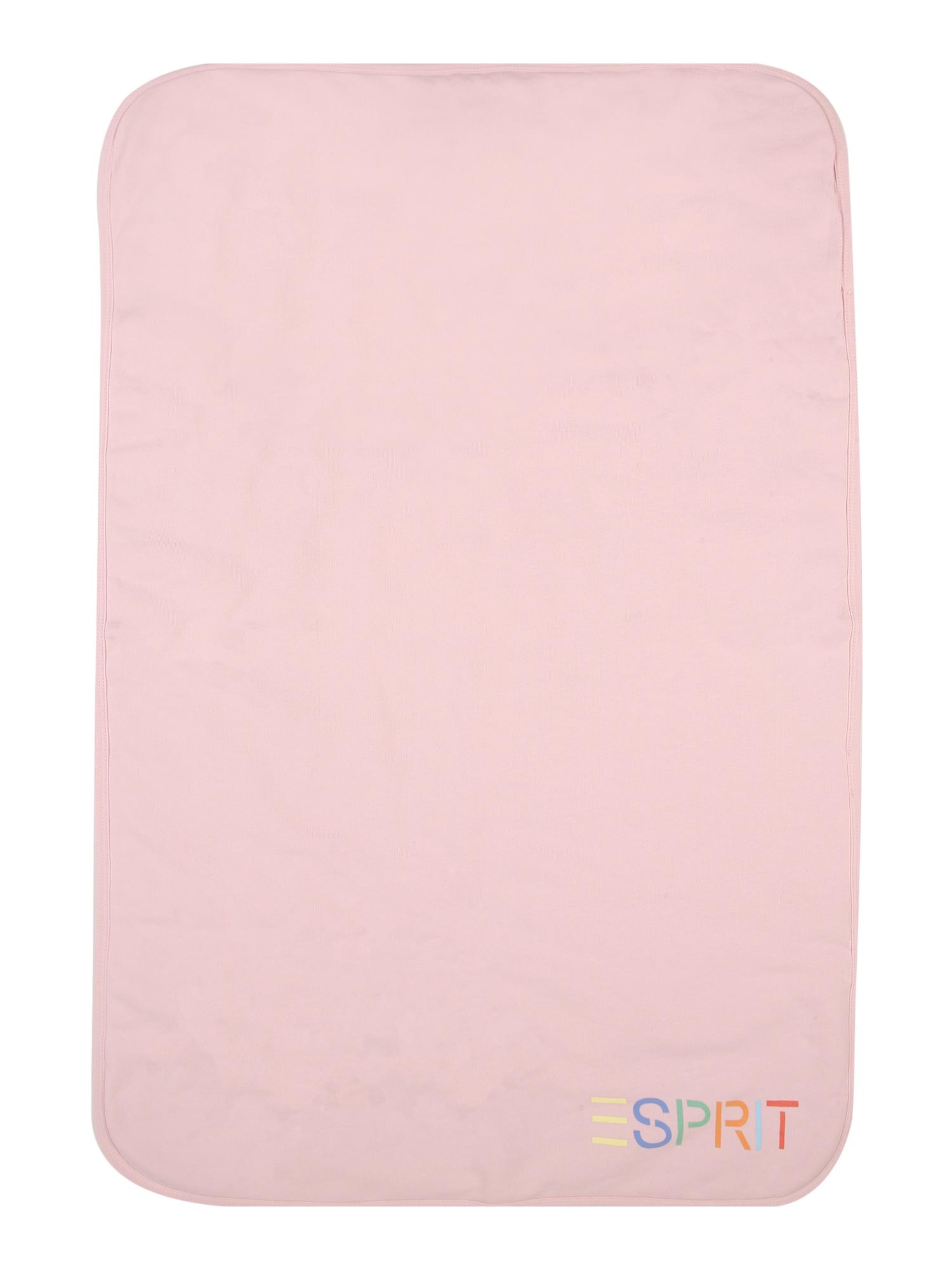 ESPRIT Kūdikio antklodė rožių spalva