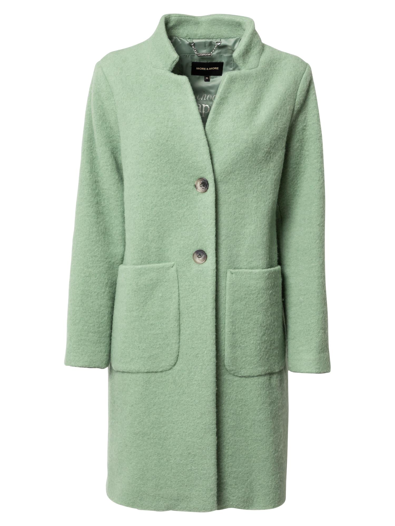 MORE & MORE Přechodný kabát  zelená