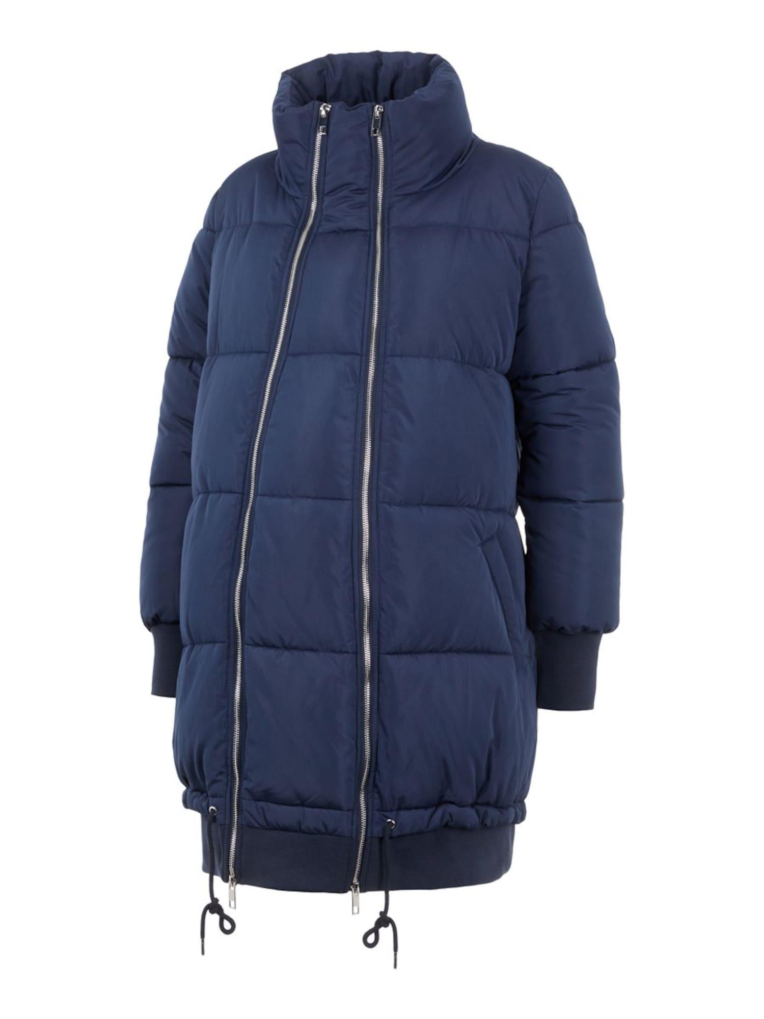MAMALICIOUS Žieminė striukė mėlyna