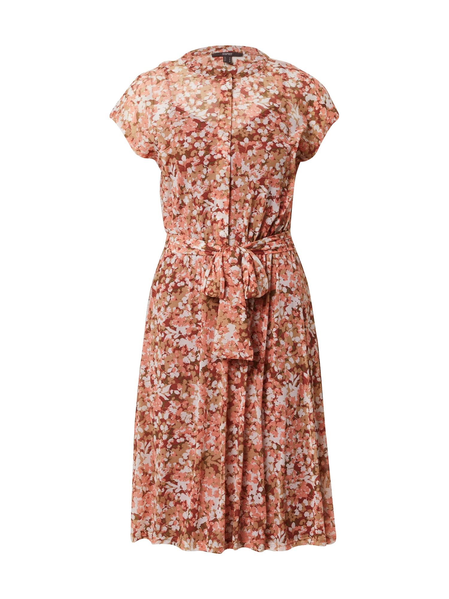 Esprit Collection Palaidinės tipo suknelė mišrios spalvos