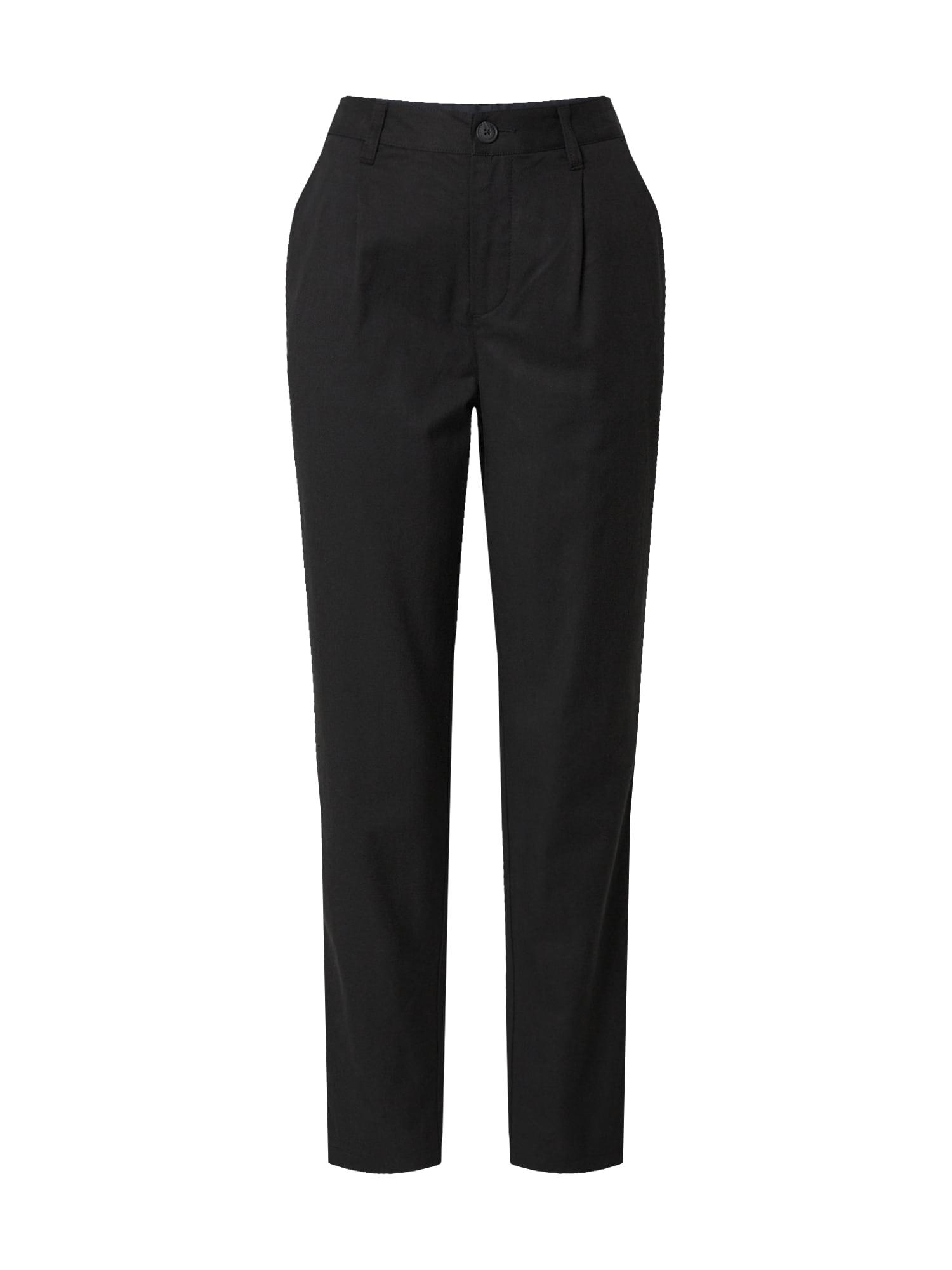 Tommy Jeans Džíny se sklady v pase  černá