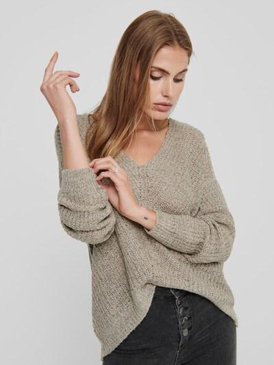 Jdy New Megan Long Sleeve Chunky Knit Pullover V-Neck Jumper