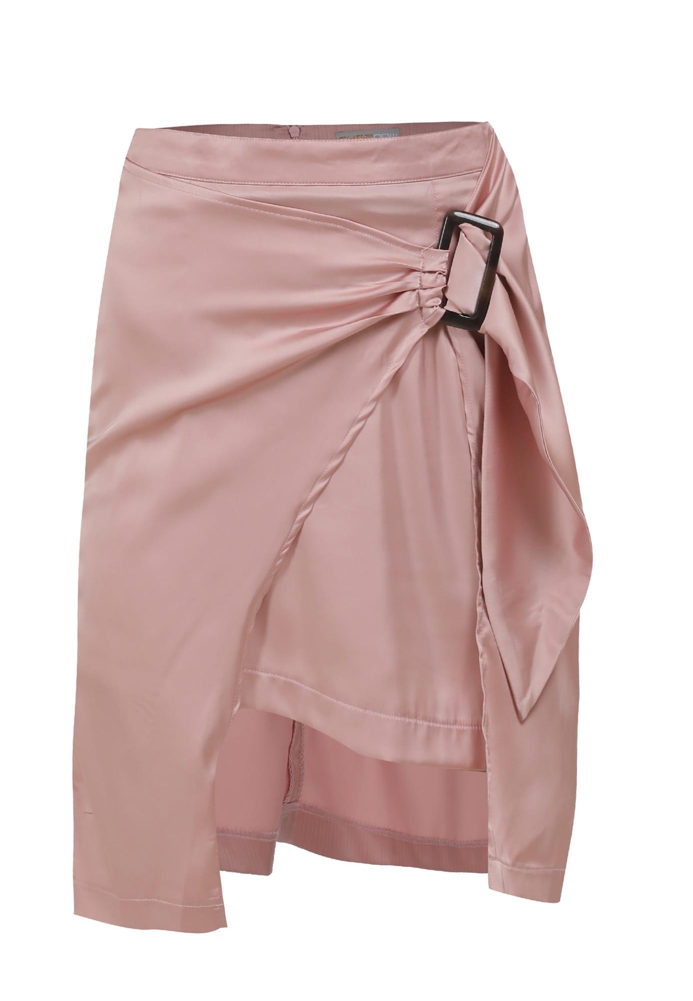 myMo NOW Sijonas ryškiai rožinė spalva