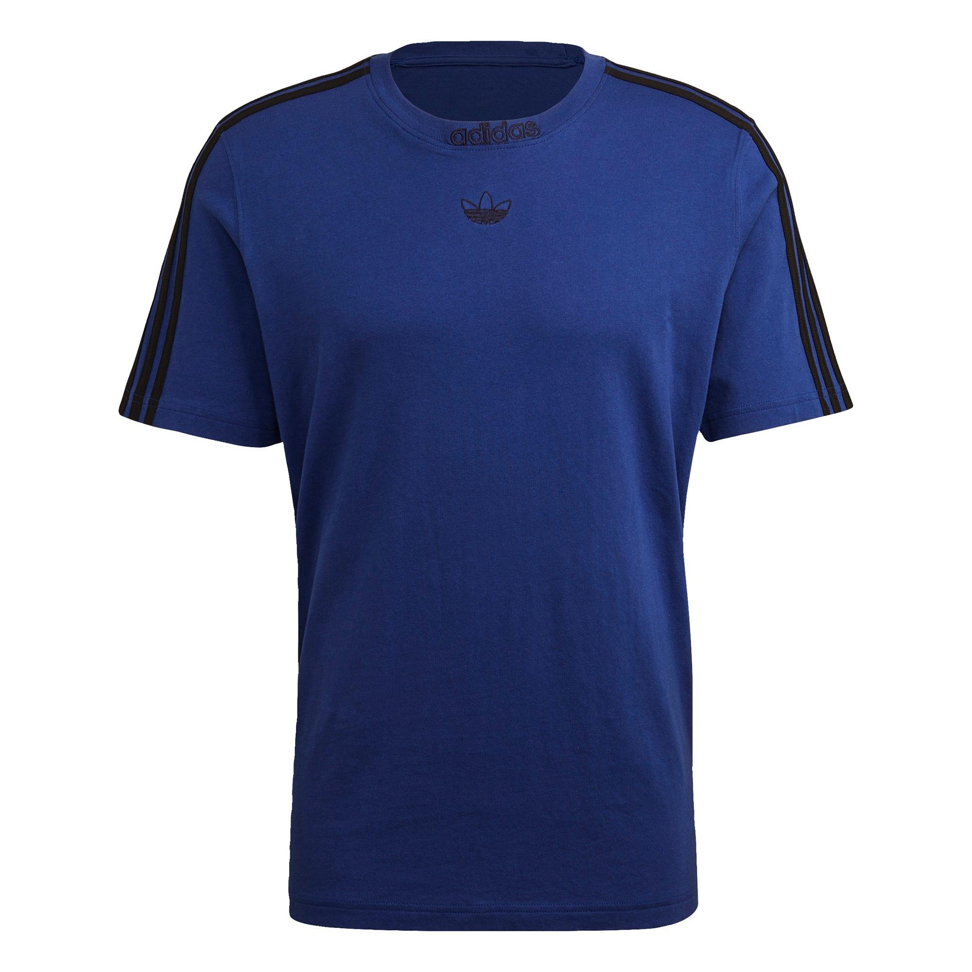 ADIDAS ORIGINALS Tričko  kobaltová modř / černá